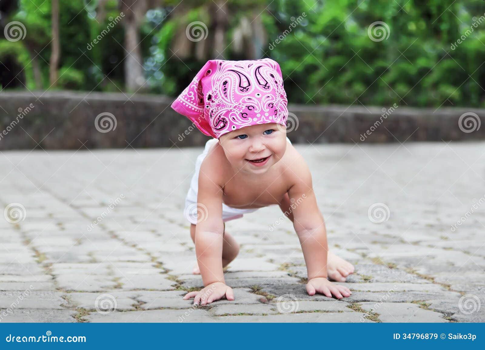 Bébé de beauté