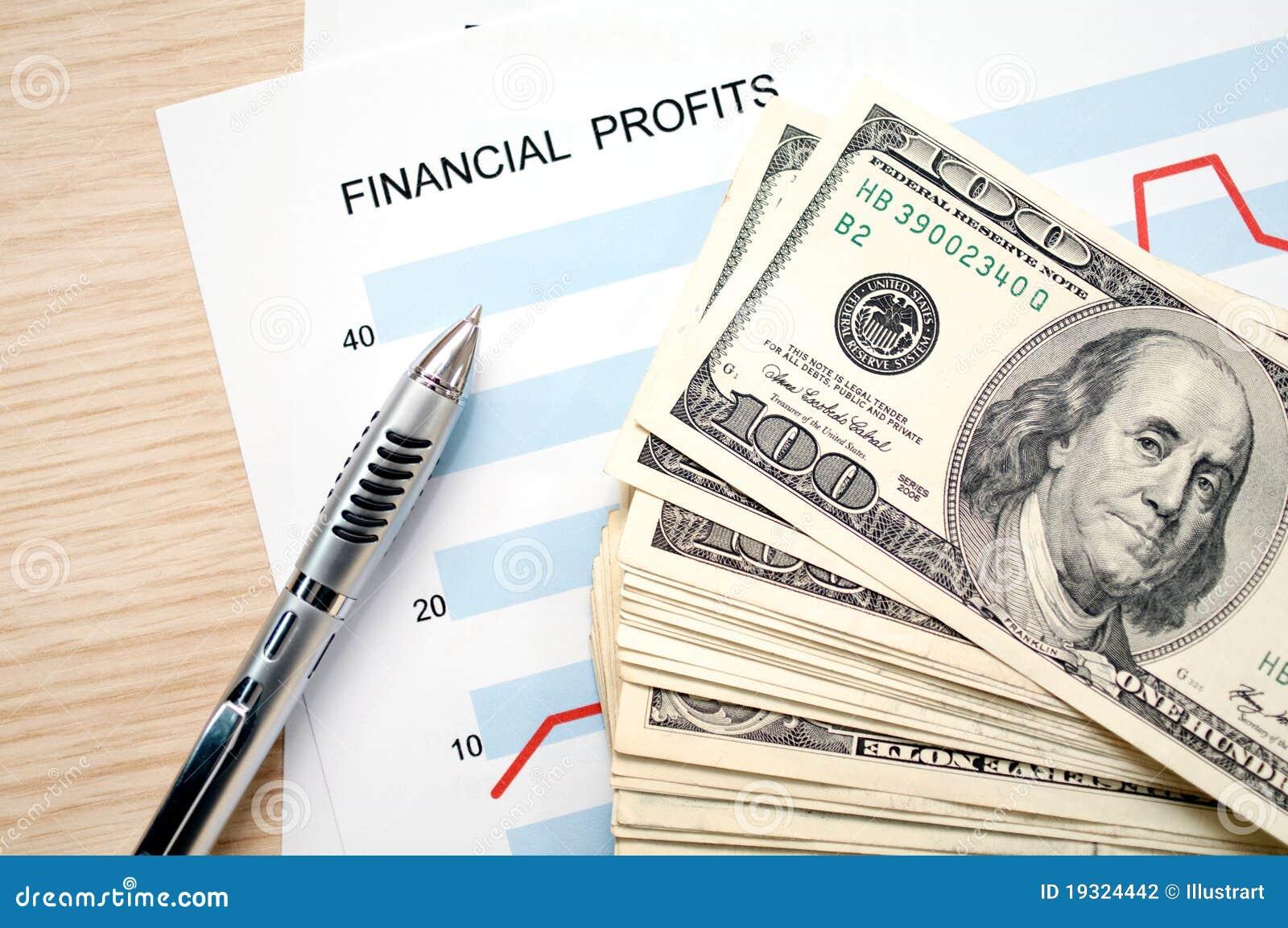 Bénéfices financiers