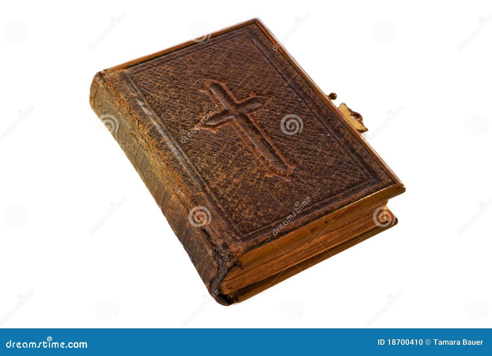 A Bíblia com cruz