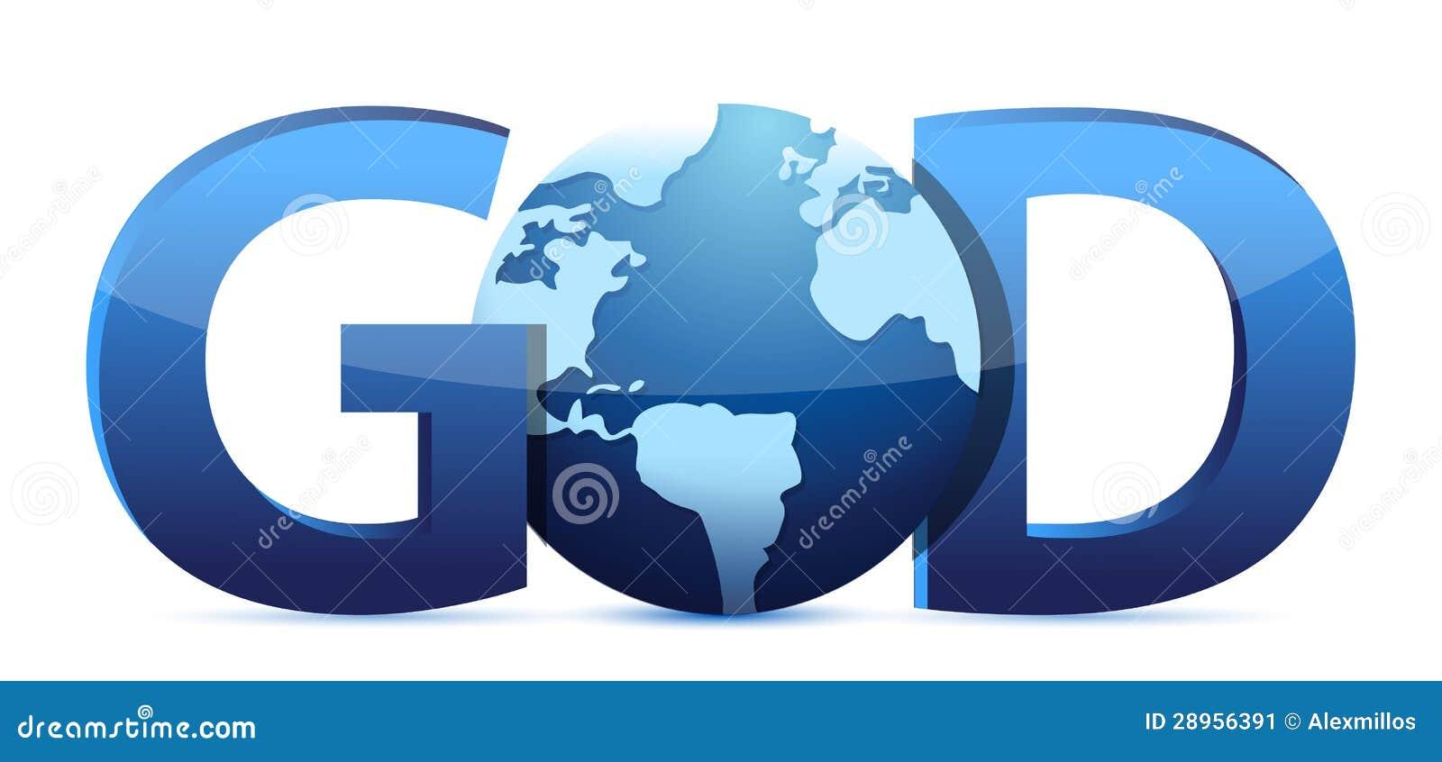 Bóg kula ziemska i tekst