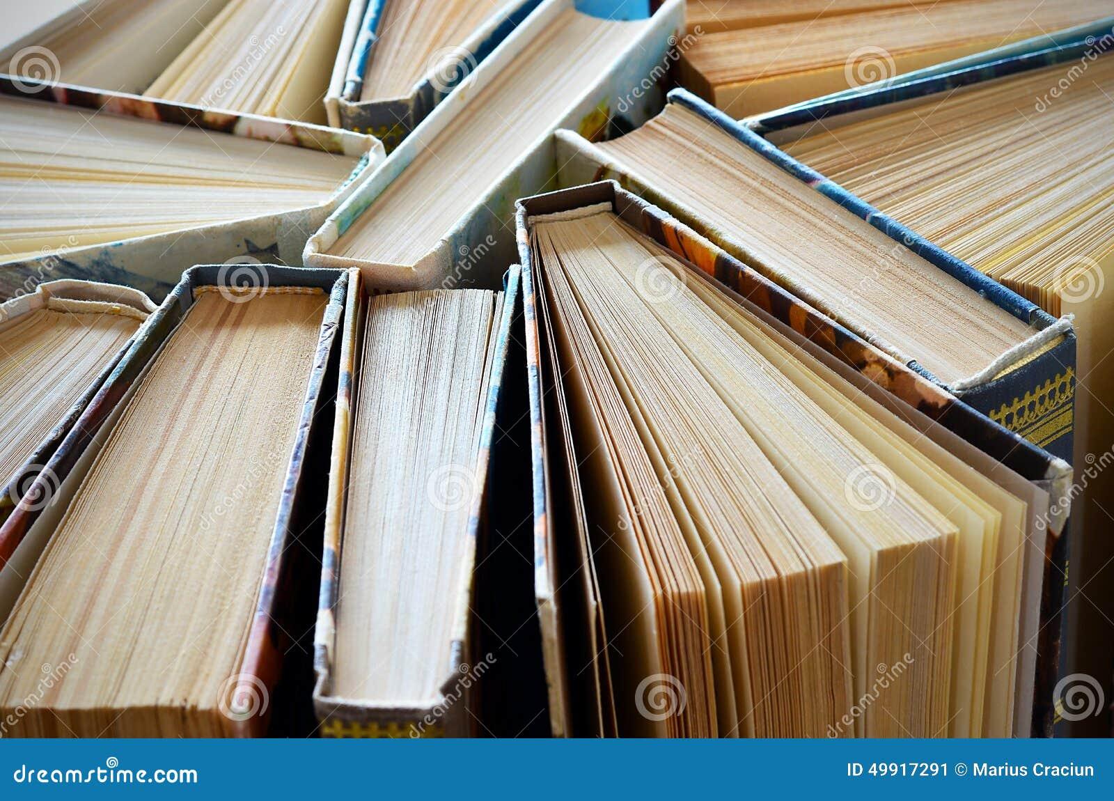 Böcker isolerad seriebunt