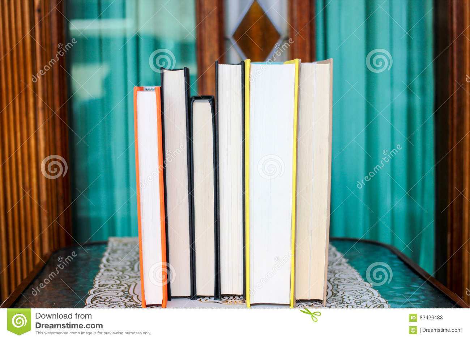 Böcker som ska läsas