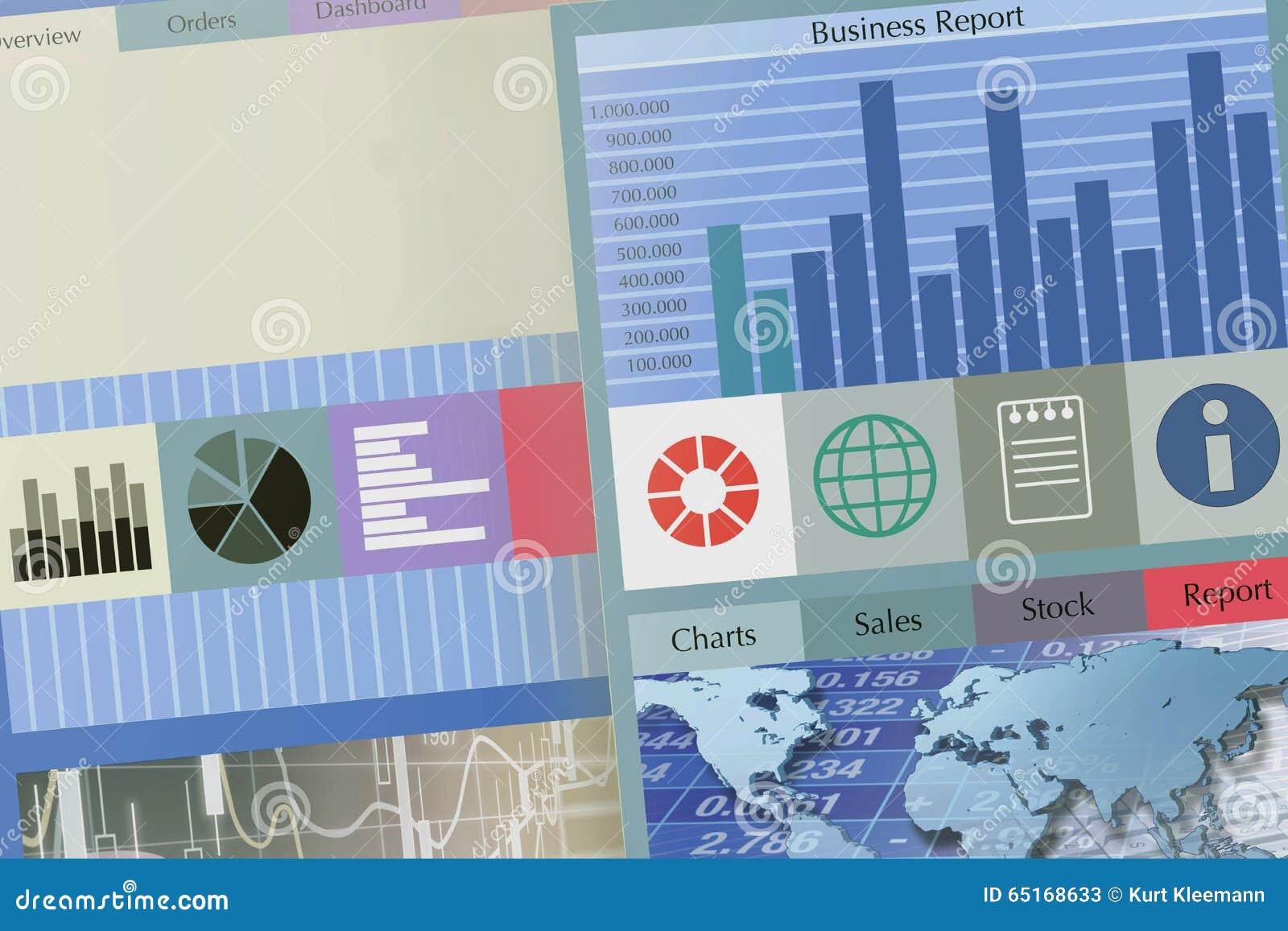 Börse stellt Überwachung grafisch dar