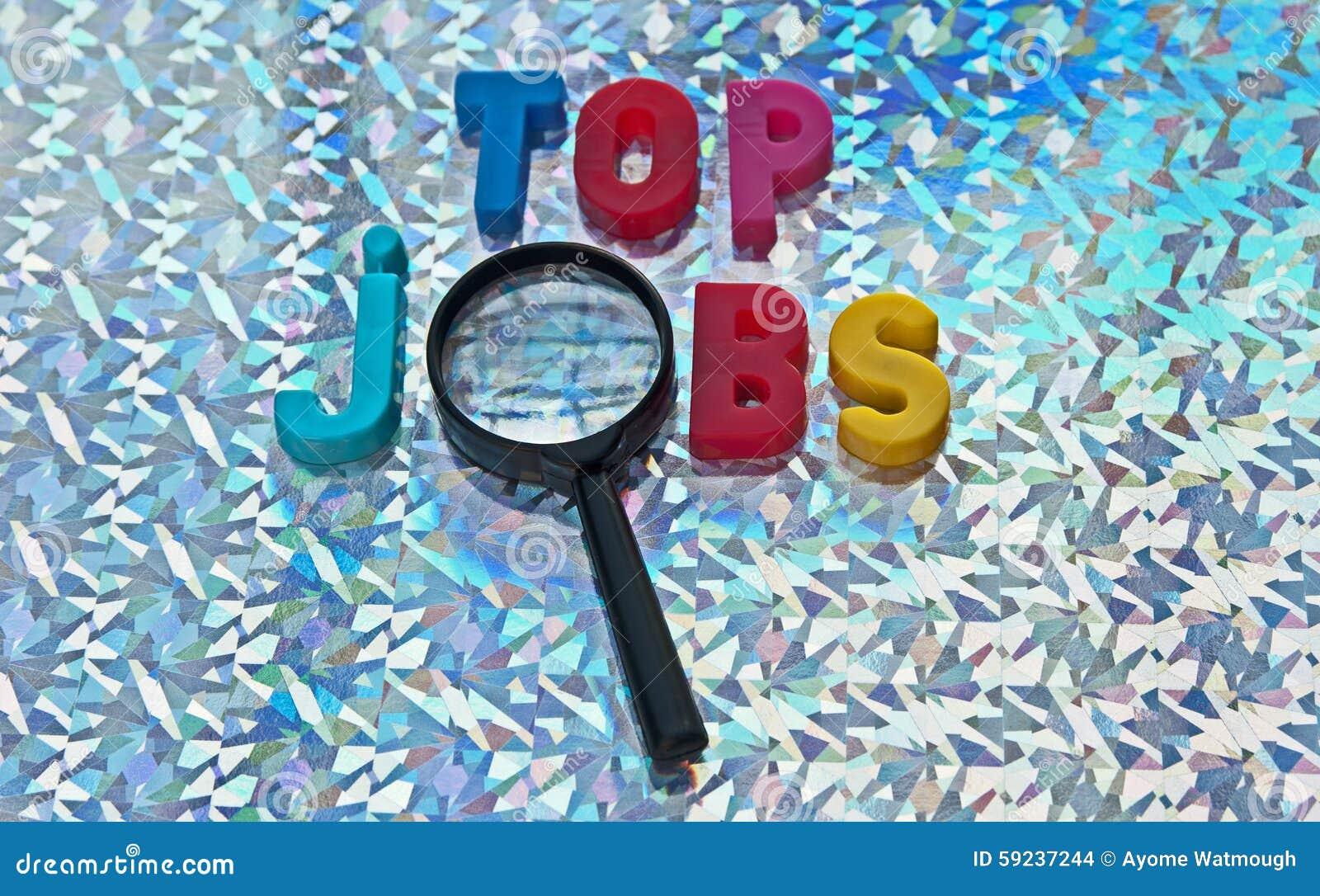 Download Búsqueda Para Los Trabajos Superiores Foto de archivo - Imagen de seeking, hallazgo: 59237244