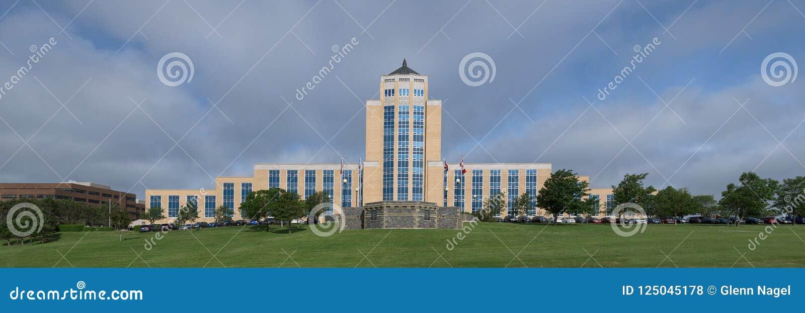 Bündnis-Gebäude von Neufundland