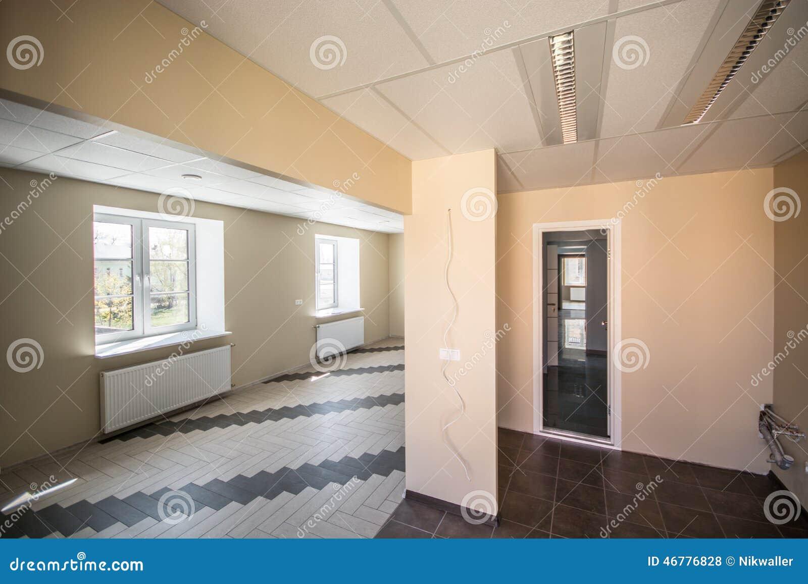 Buro Innen Moderner Bau Stockfoto Bild Von Umgeben 46776828