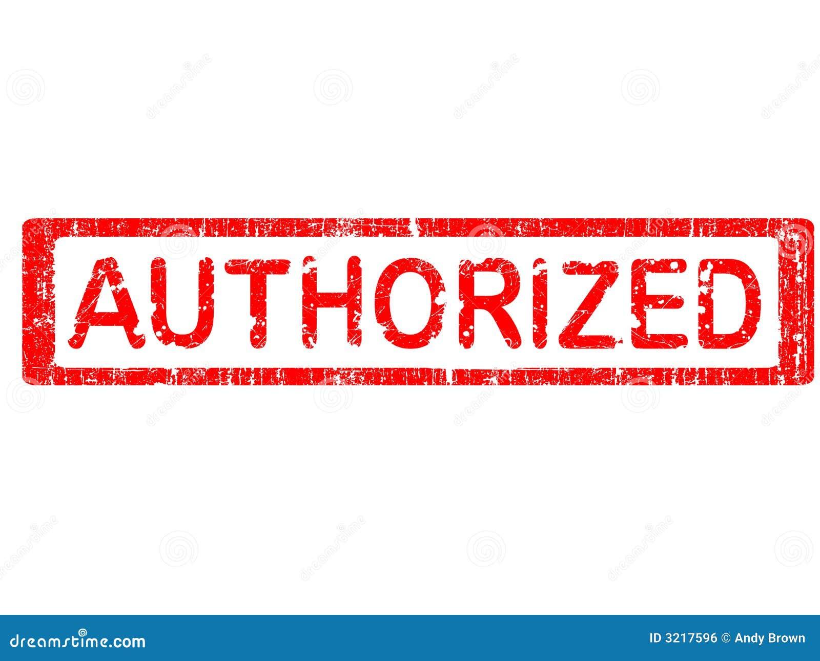 Authorisiert