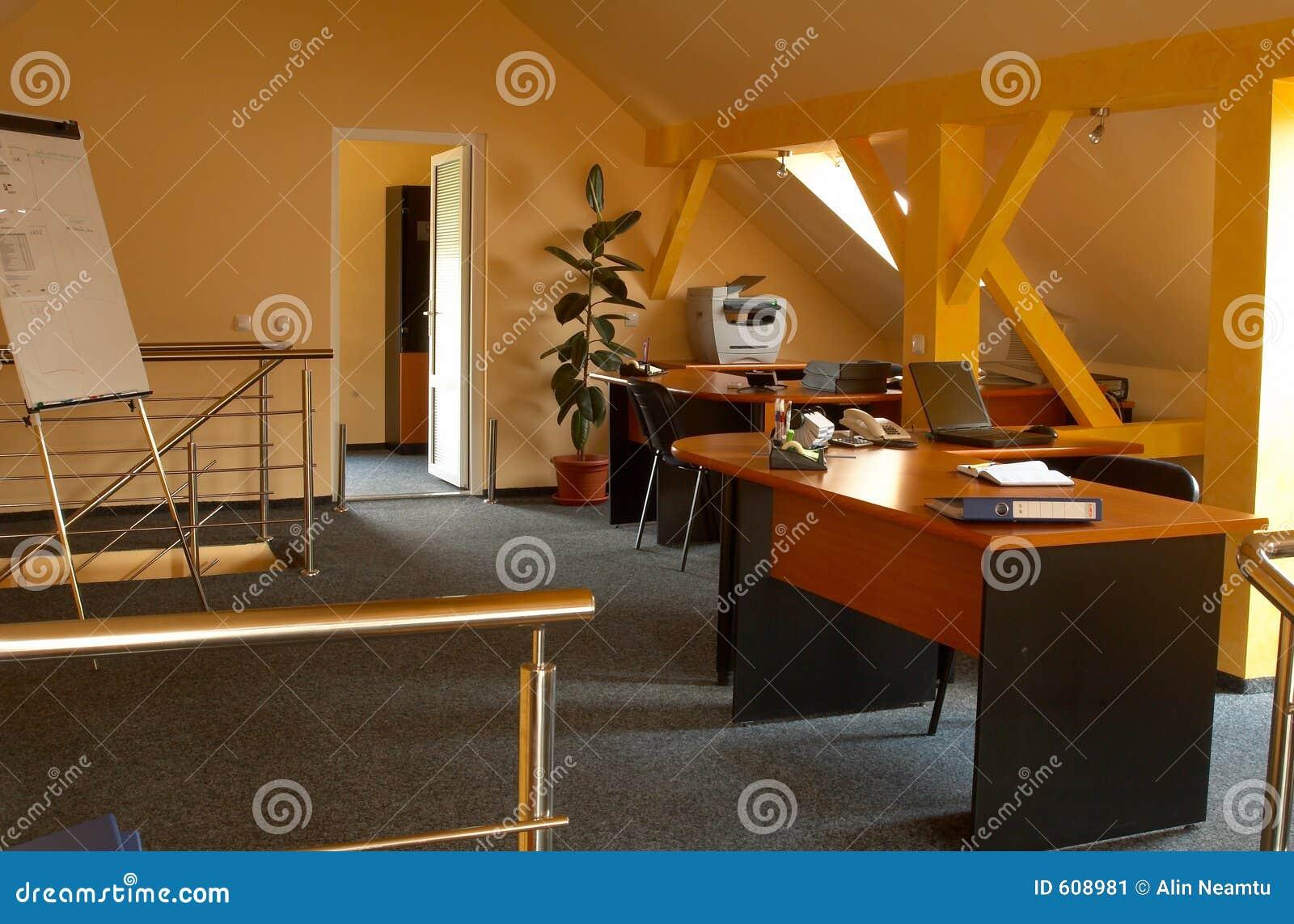 Büroinnenraum 1