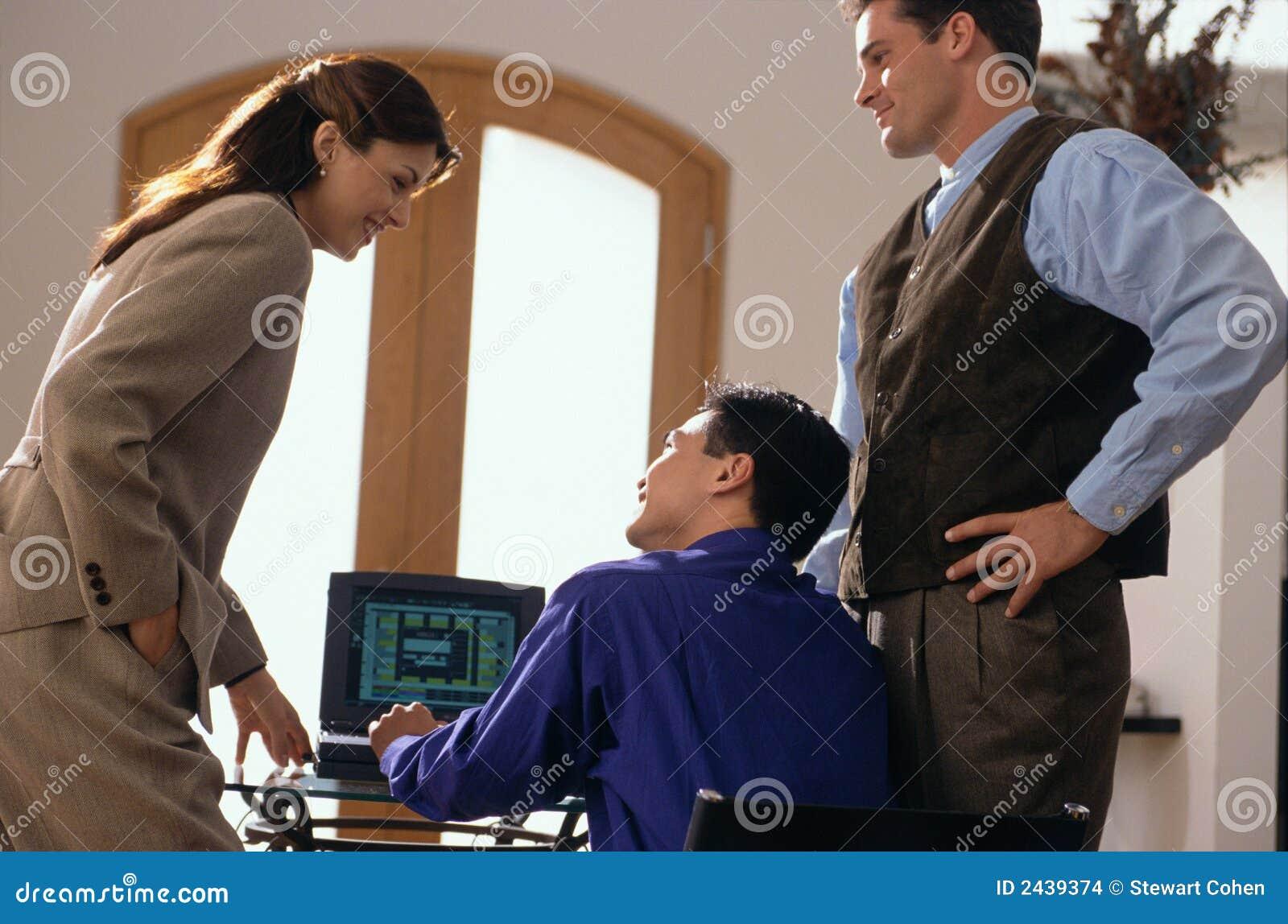 Büroteam