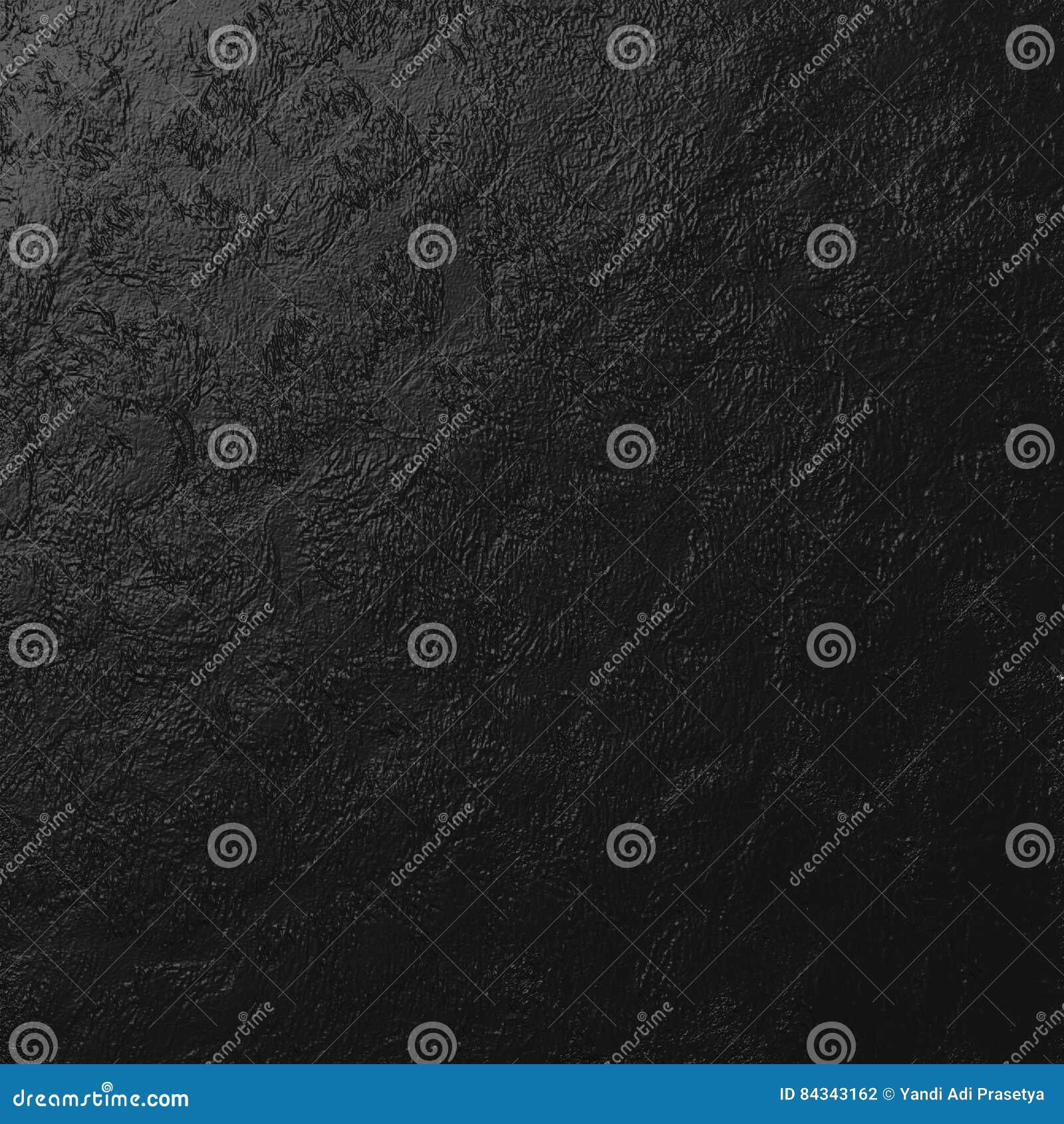 Bürsten-schwarzer bezaubernder Beschaffenheits-Hintergrund