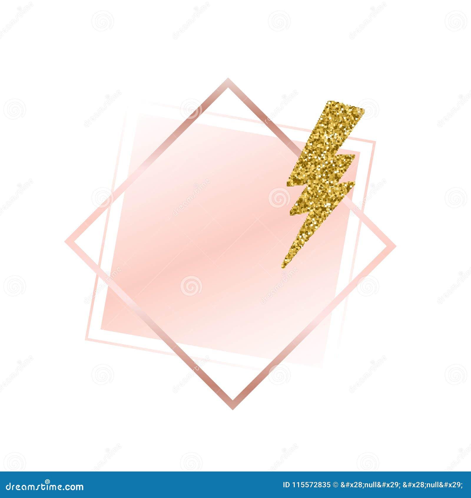 Bürstenanschläge In Den Leichten Rosa Tönen Leichte Pastellfarben ...