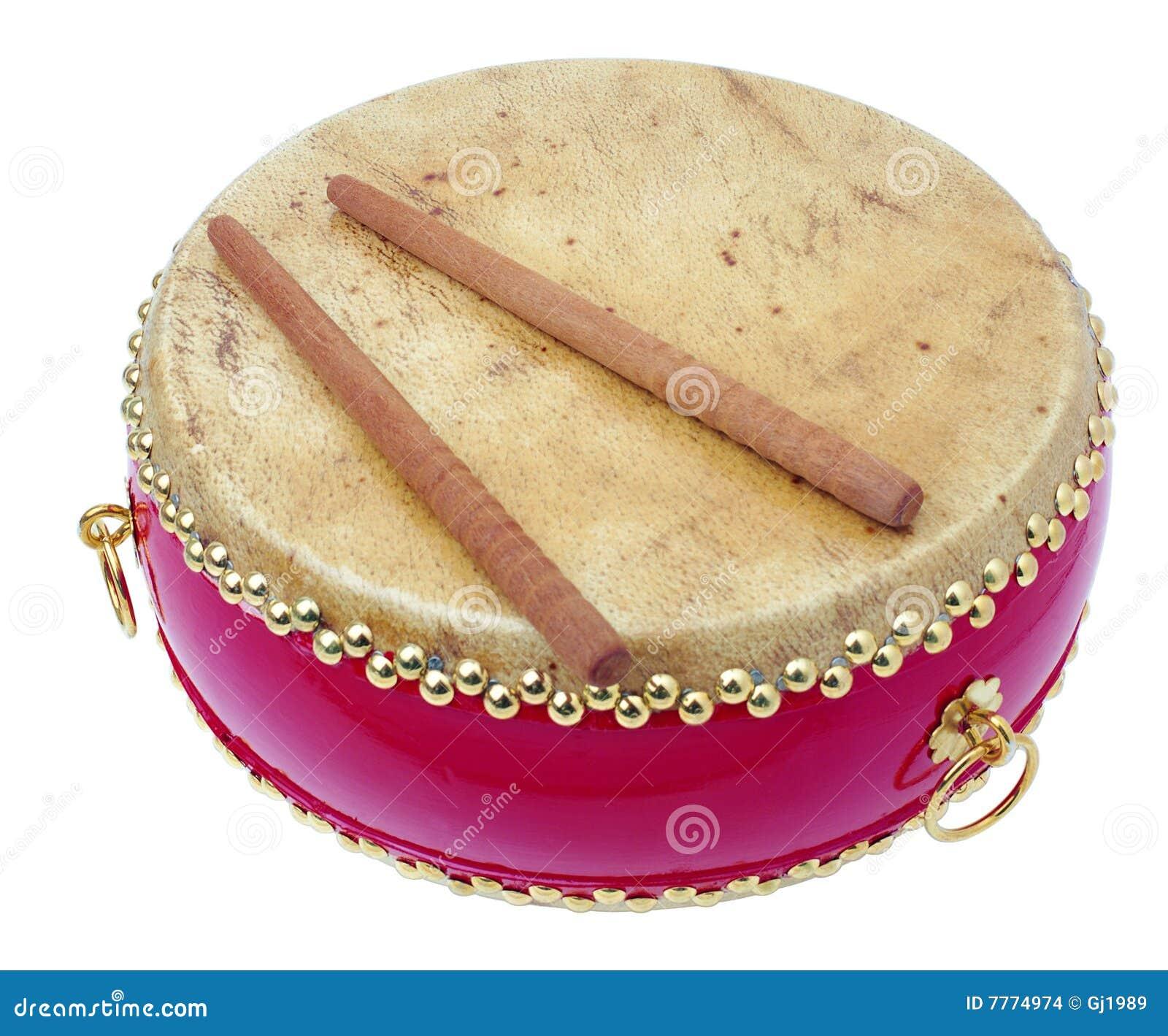 Bębenu instrumentu musical
