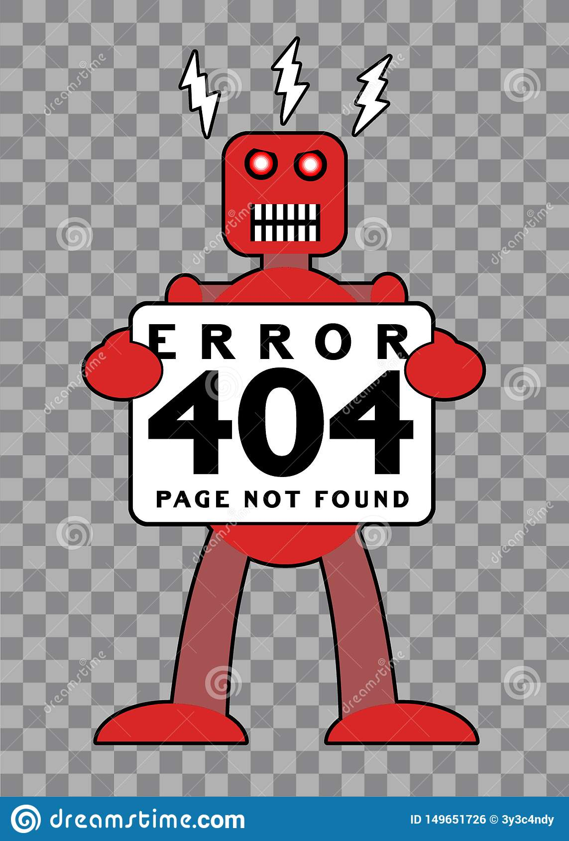 404 b??d: ?amany Retro robot