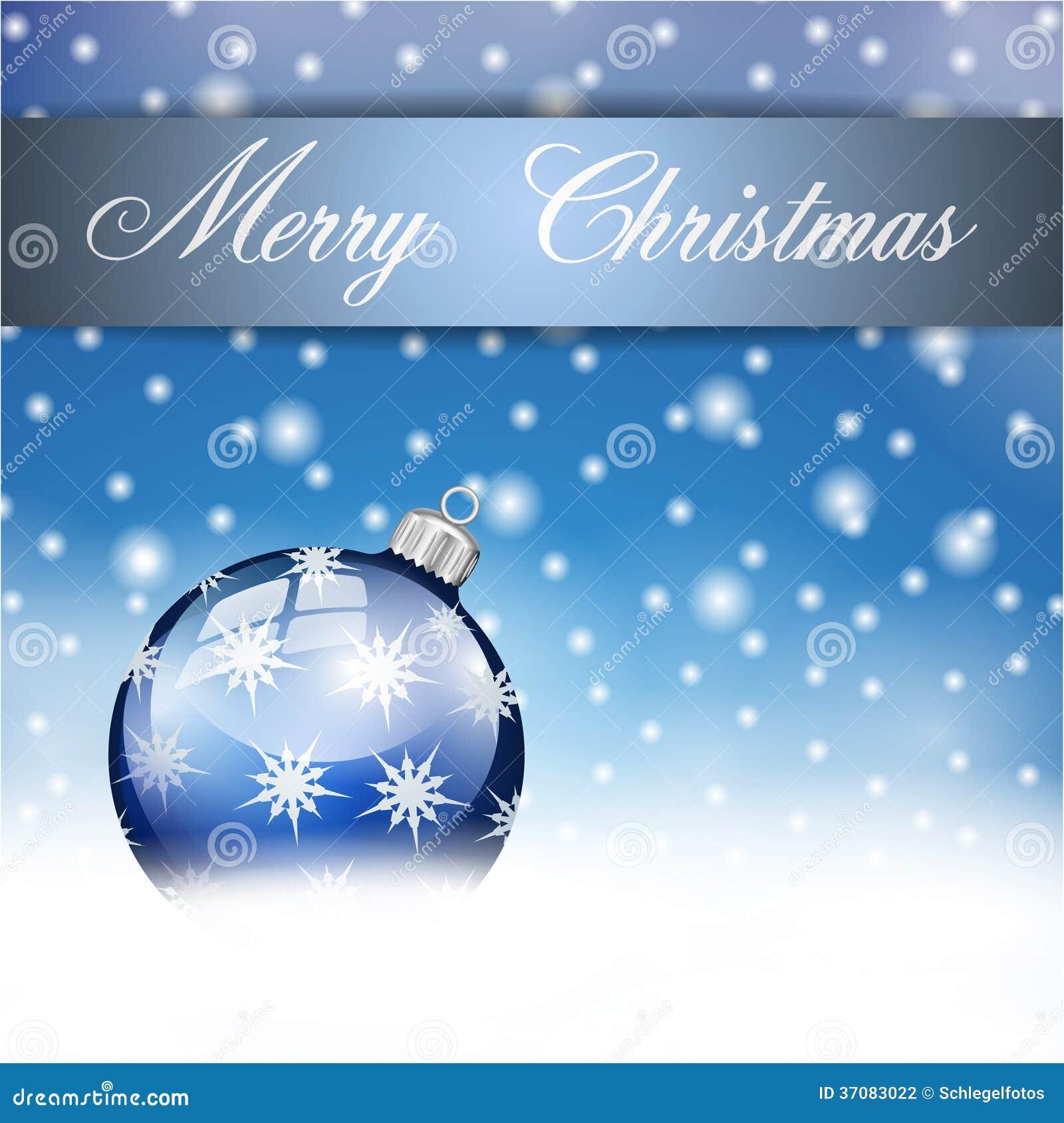 Download Błękitów Srebni Wesoło Boże Narodzenia Balowi Ilustracji - Ilustracja złożonej z tekstura, wally: 37083022