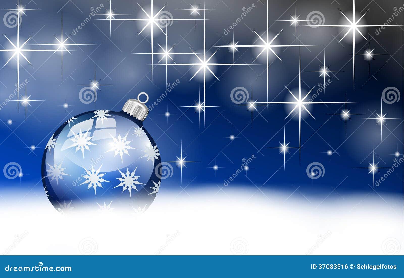 Download Błękitów Srebni Wesoło Boże Narodzenia Balowi Ilustracji - Ilustracja złożonej z glassblower, świętuje: 37083516
