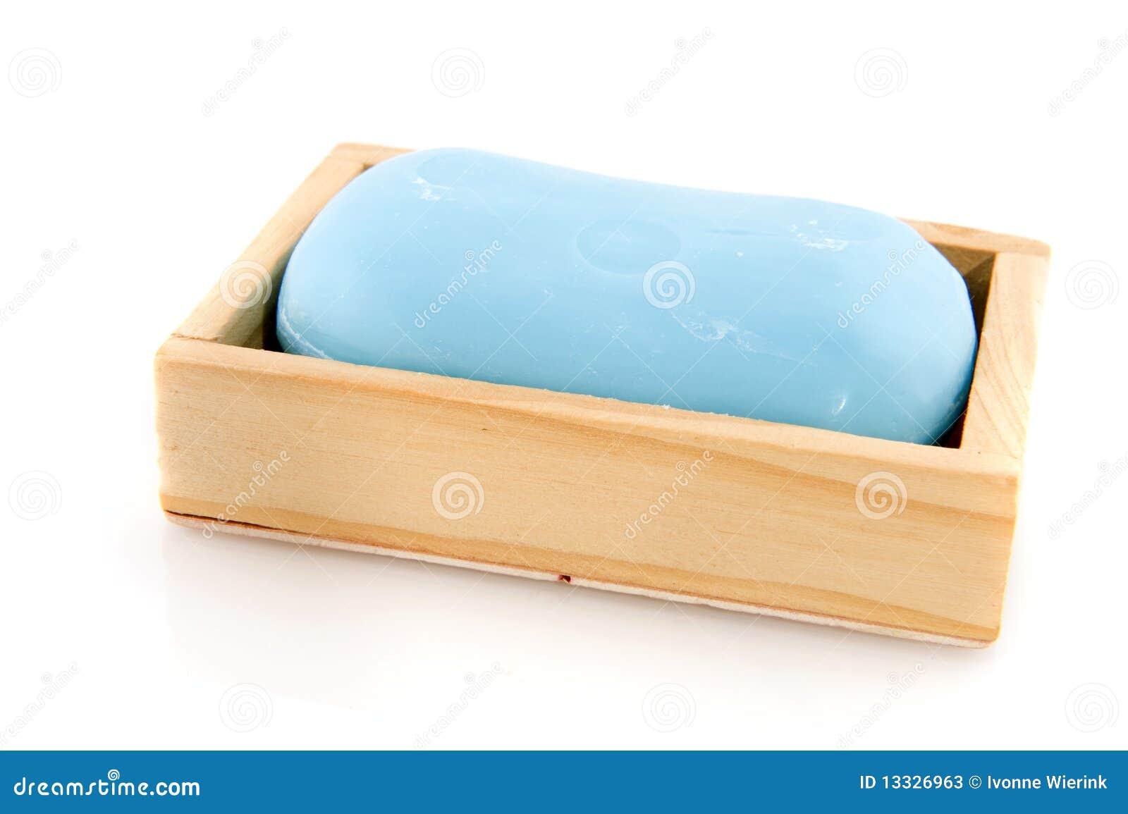 Błękit prętowy mydło