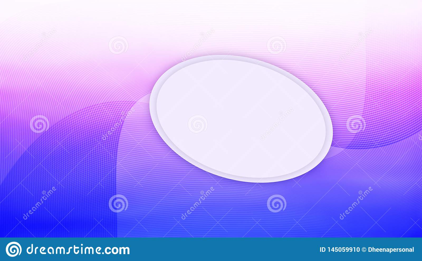 Błękit z różowych ocienionych purpury fali linii gradientowym tłem dla strony internetowej i UI UX projekta