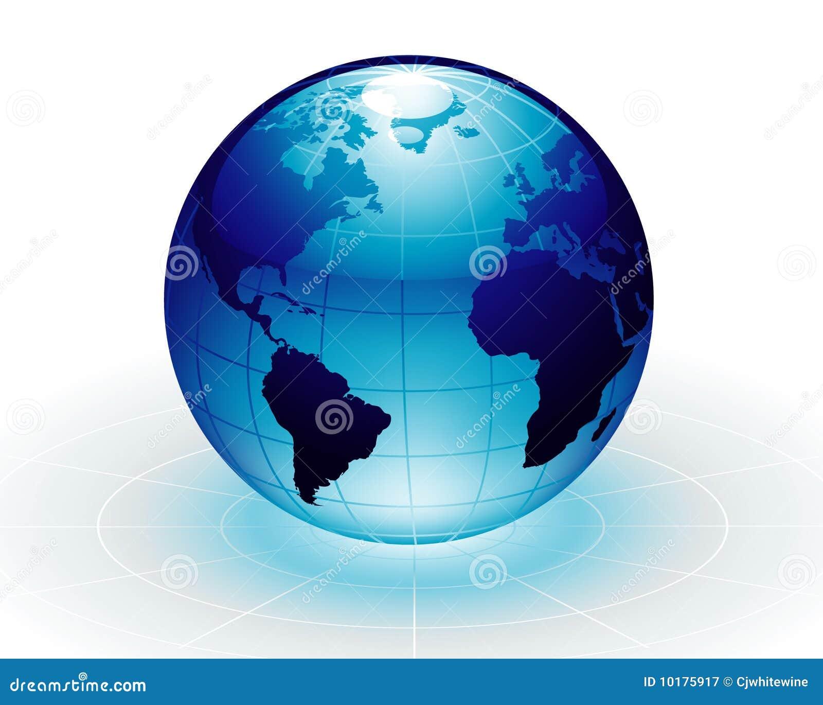 Błękit ziemia