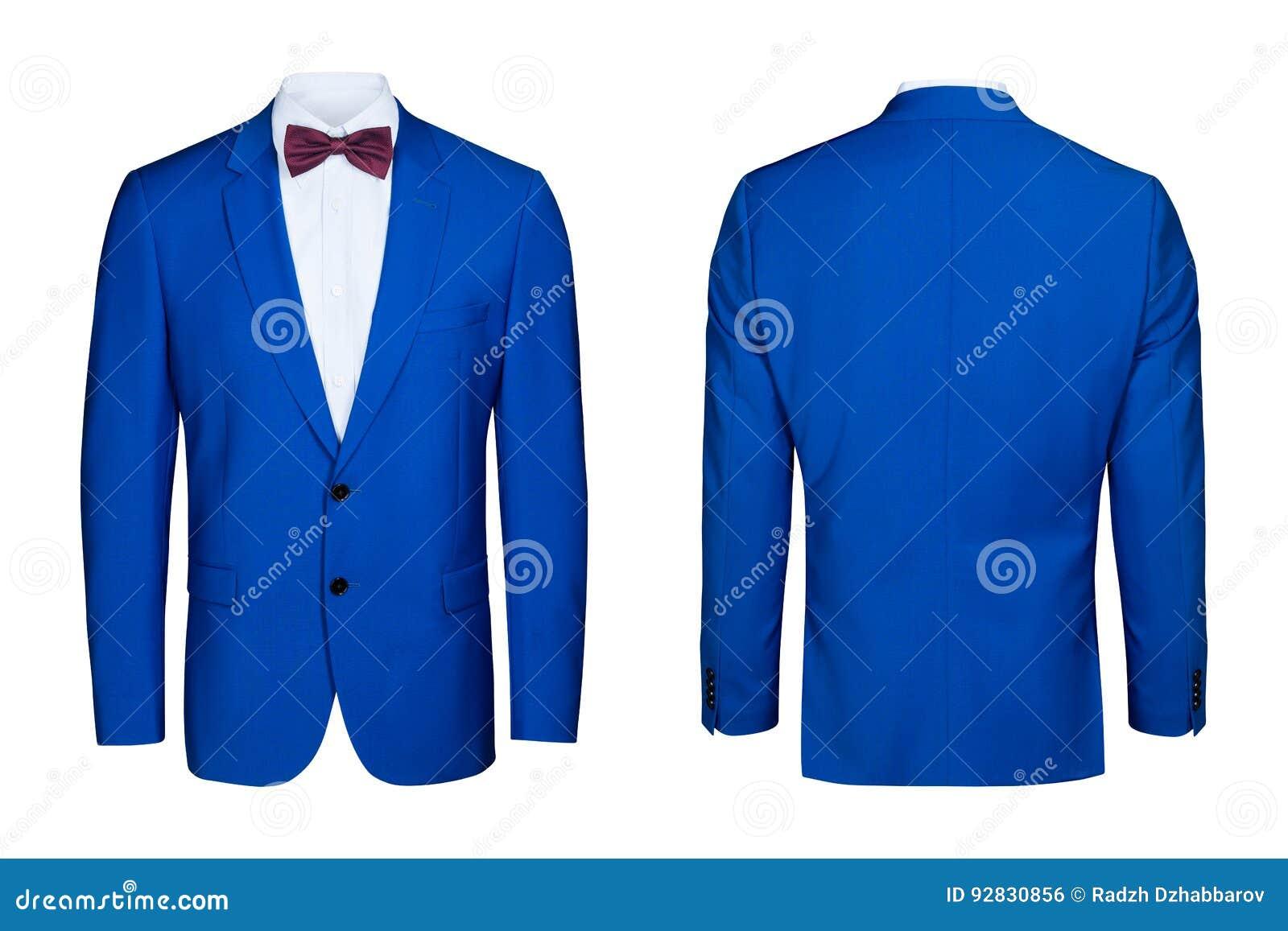 3fa3db1c142067 Błękitna Klasyczna Koszula I, Motyl, Biały Tło Zdjęcie Stock - Obraz ...