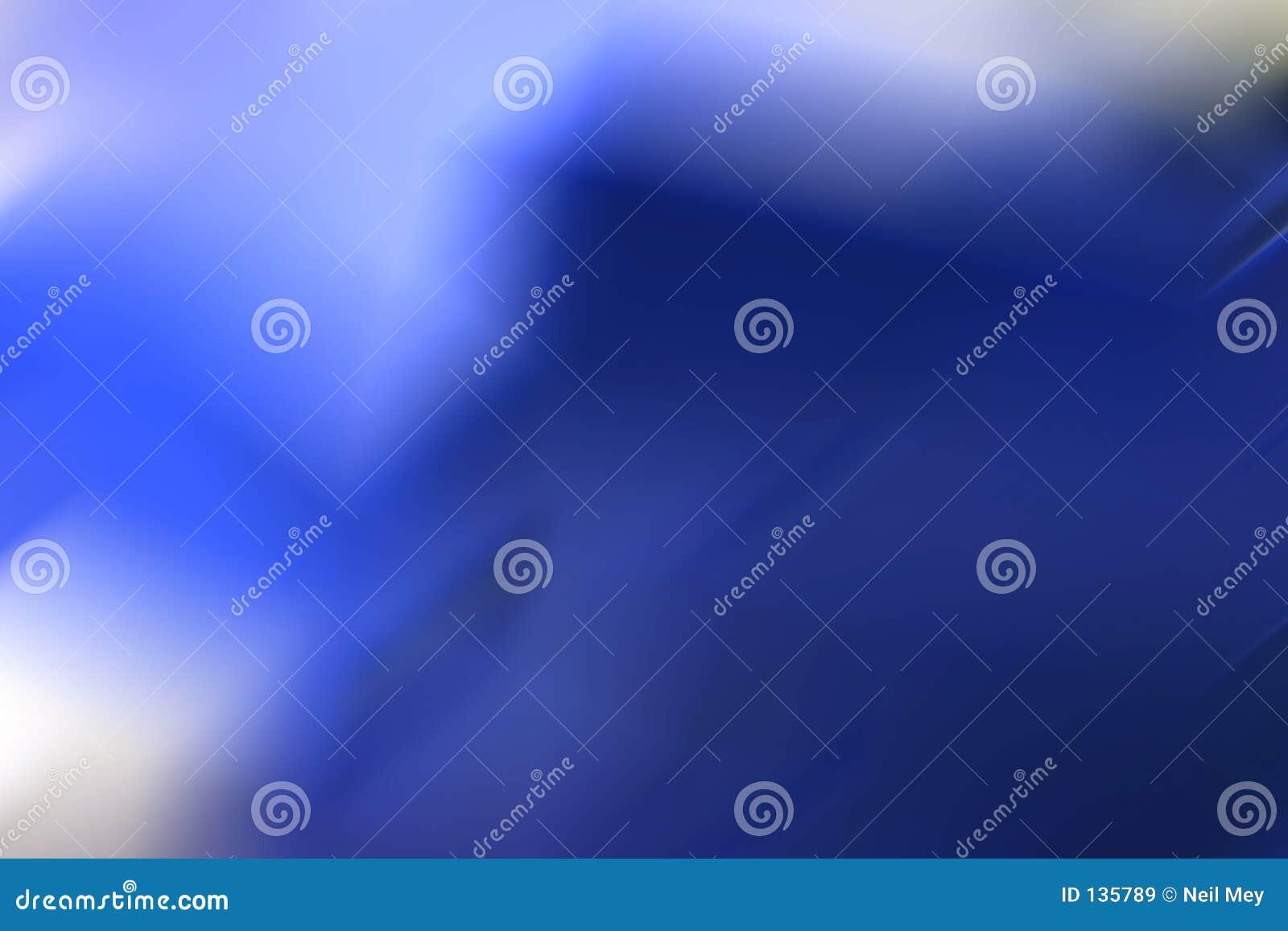 Błękitna plama