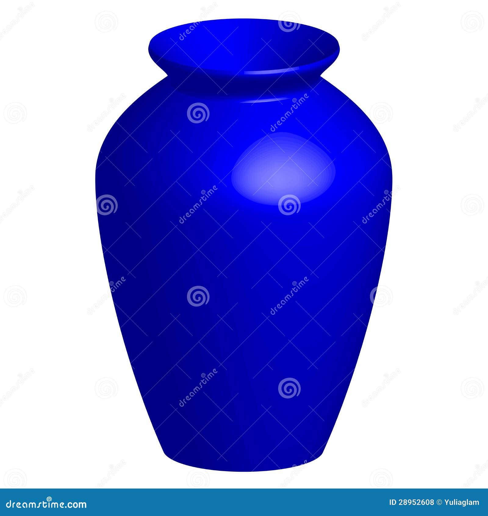 Błękitna waza
