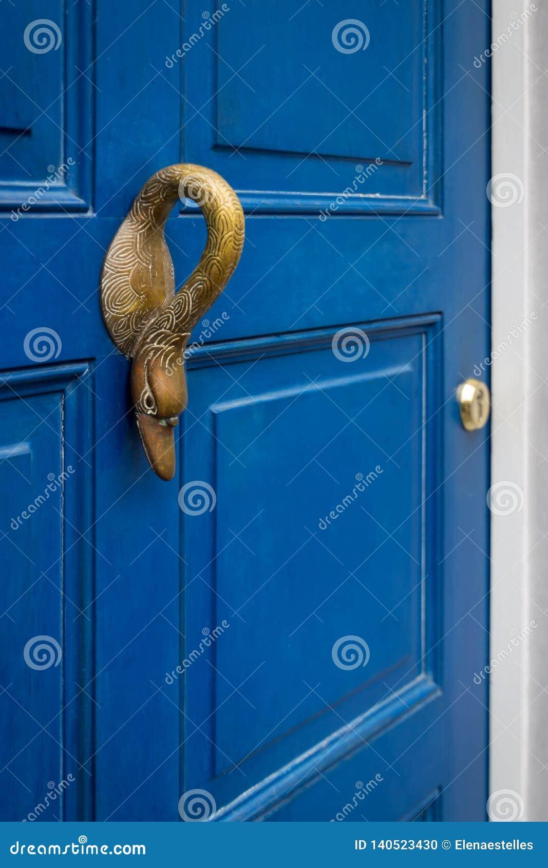 Błękitny Łabędzi drzwi