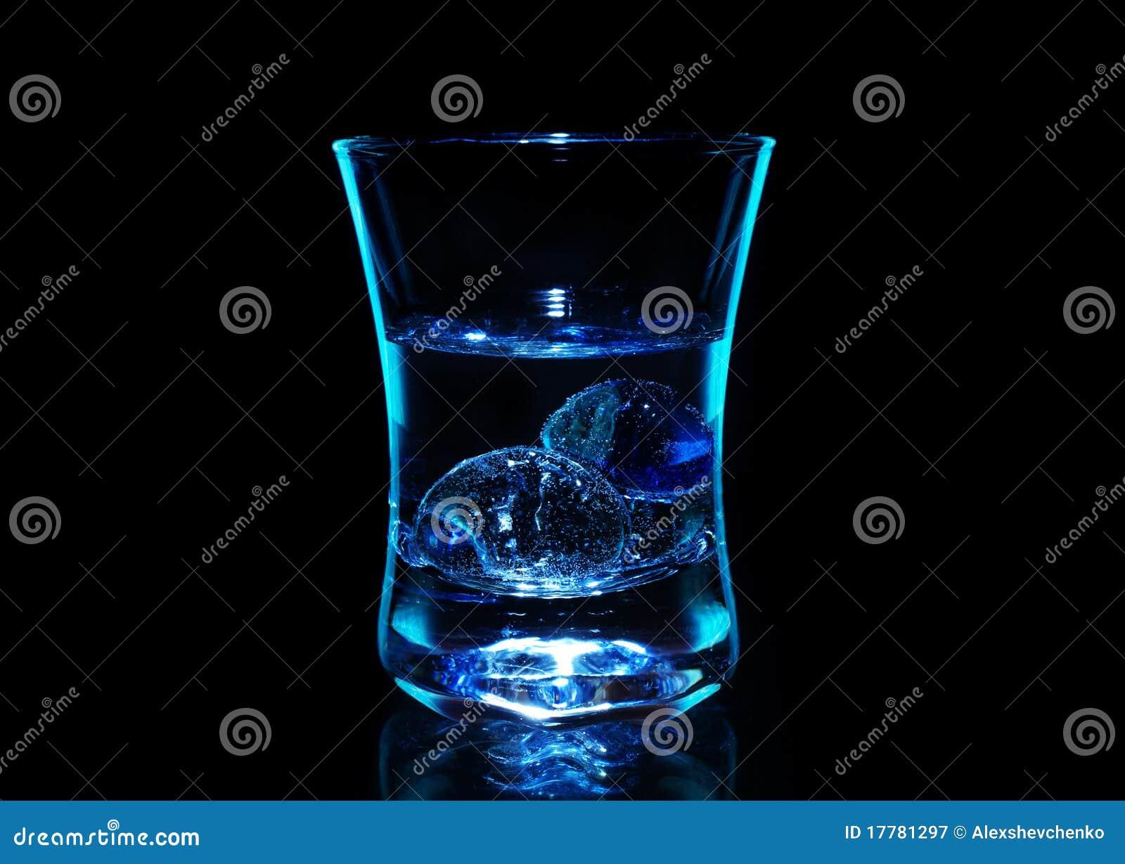 Błękitny ajerówka