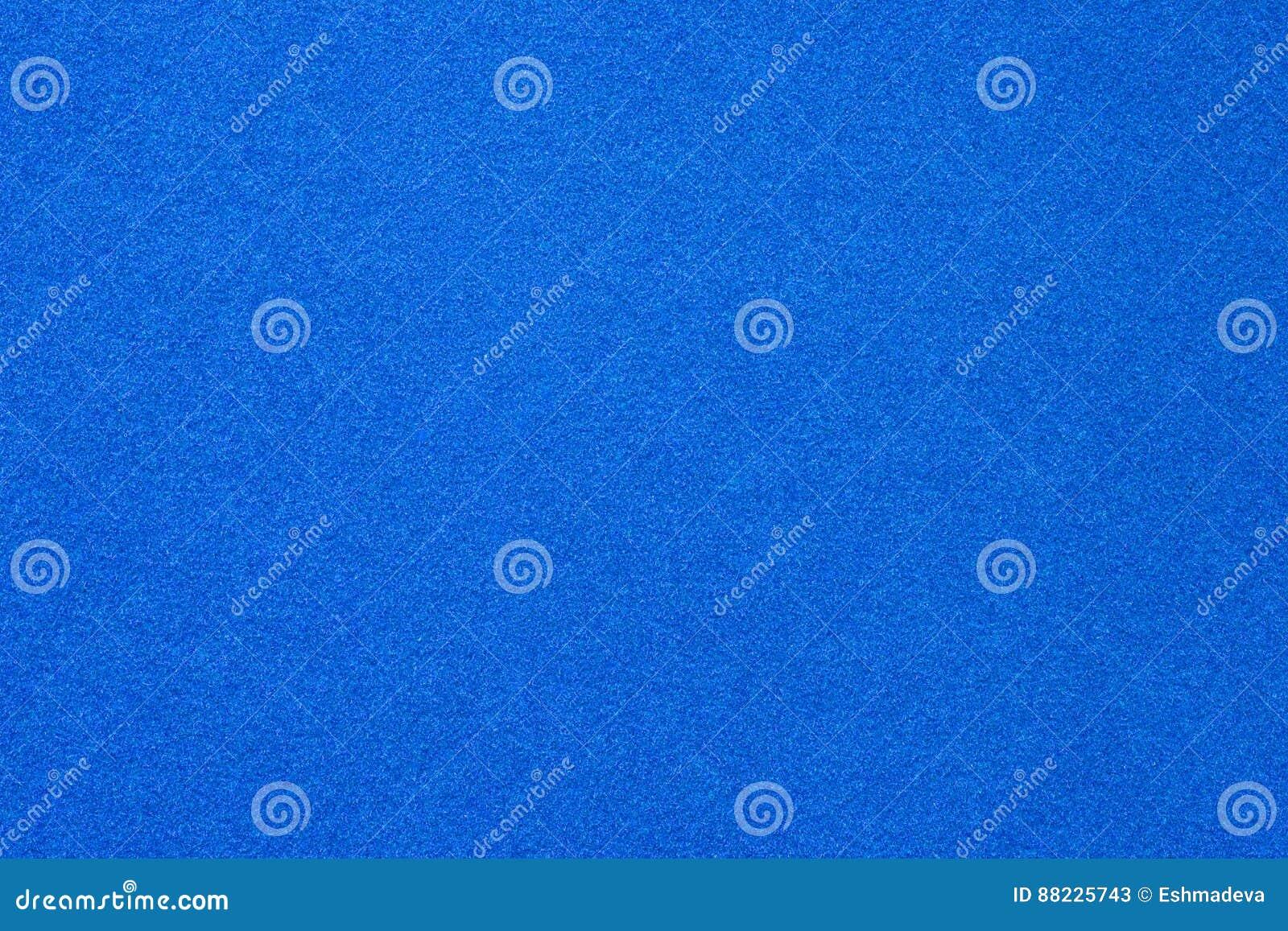 Błękitny aksamita papieru zakończenie up