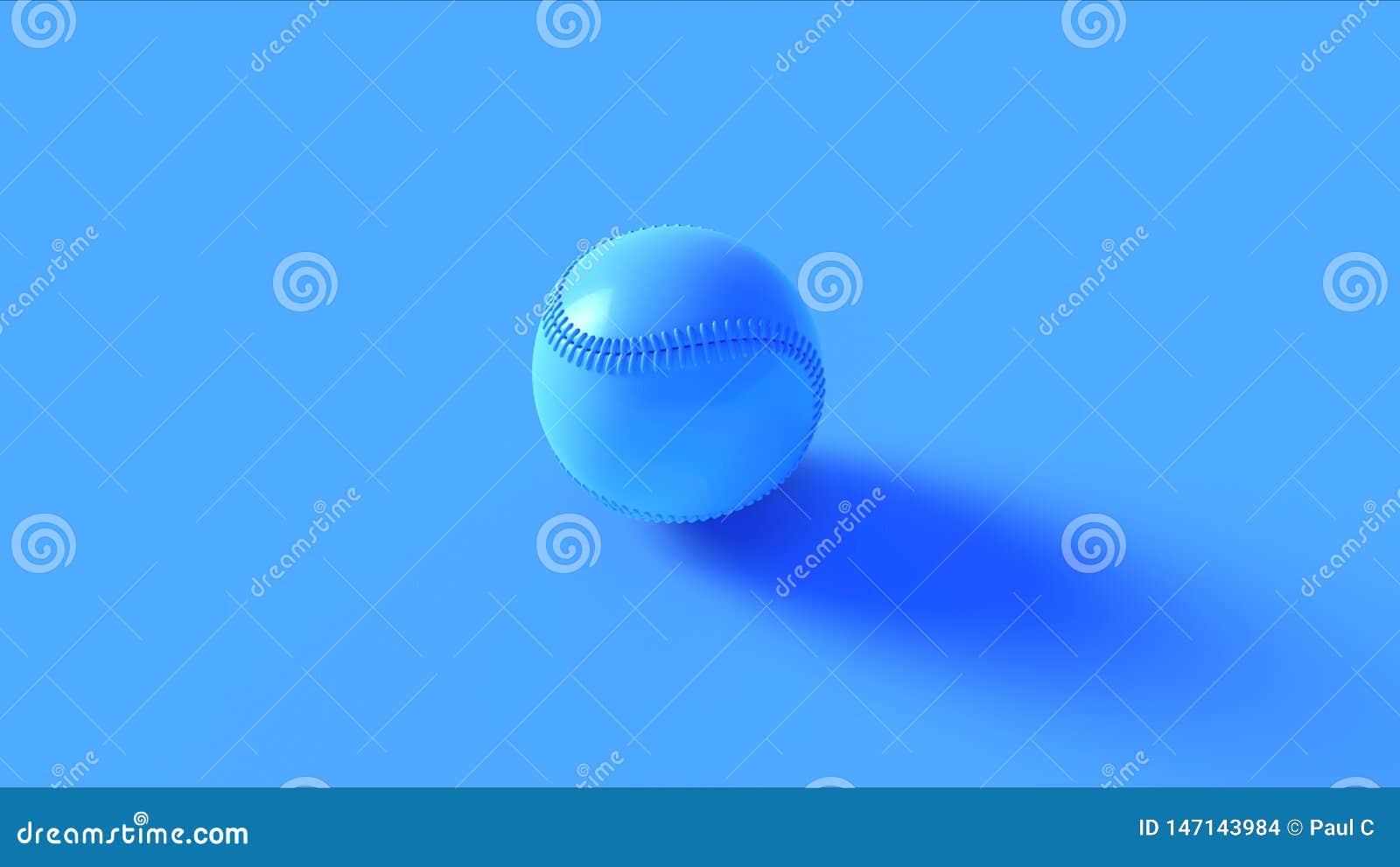 Błękitny baseball