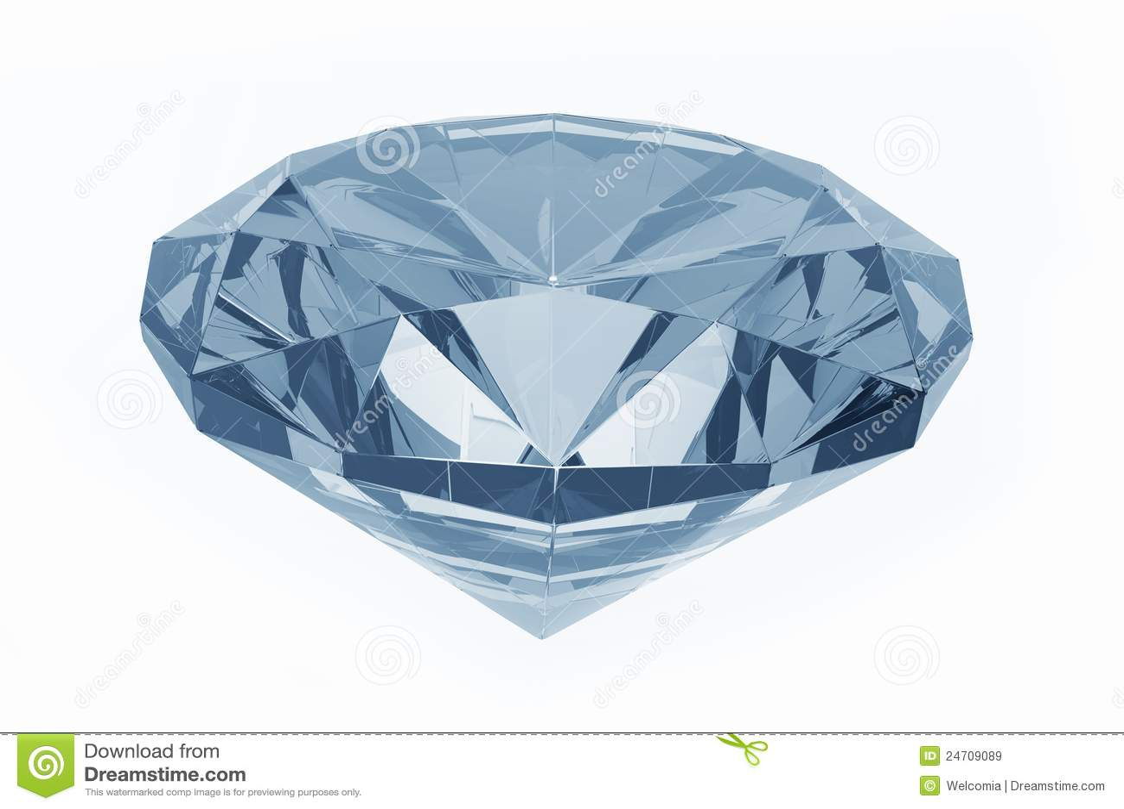 Błękitny diament
