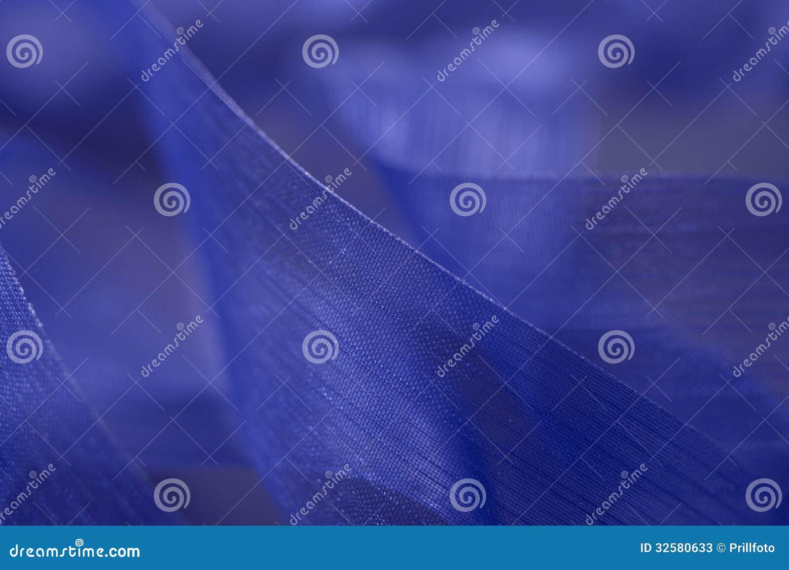Błękitny filigree patka szczegół