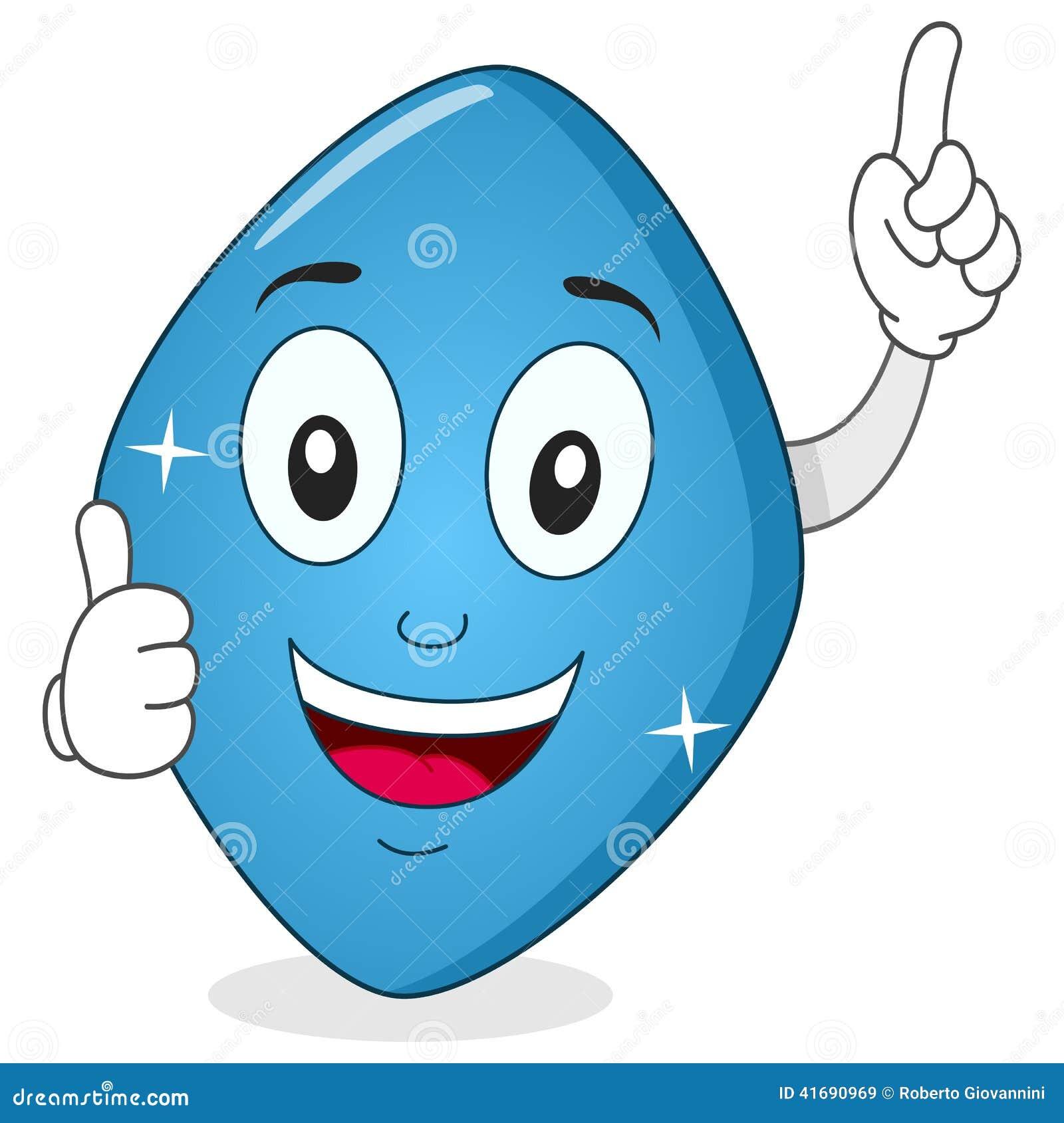 Błękitny pigułki Viagra charakter z aprobatami