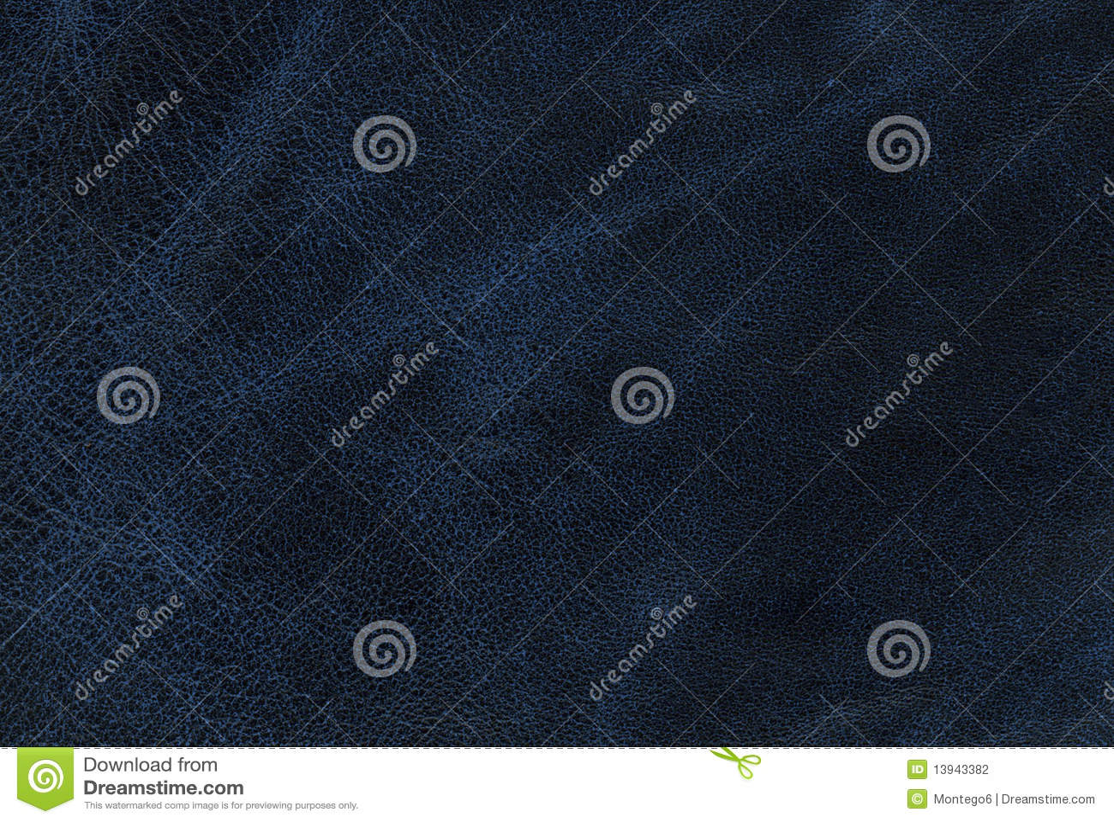 Błękitny rzemienna tekstura