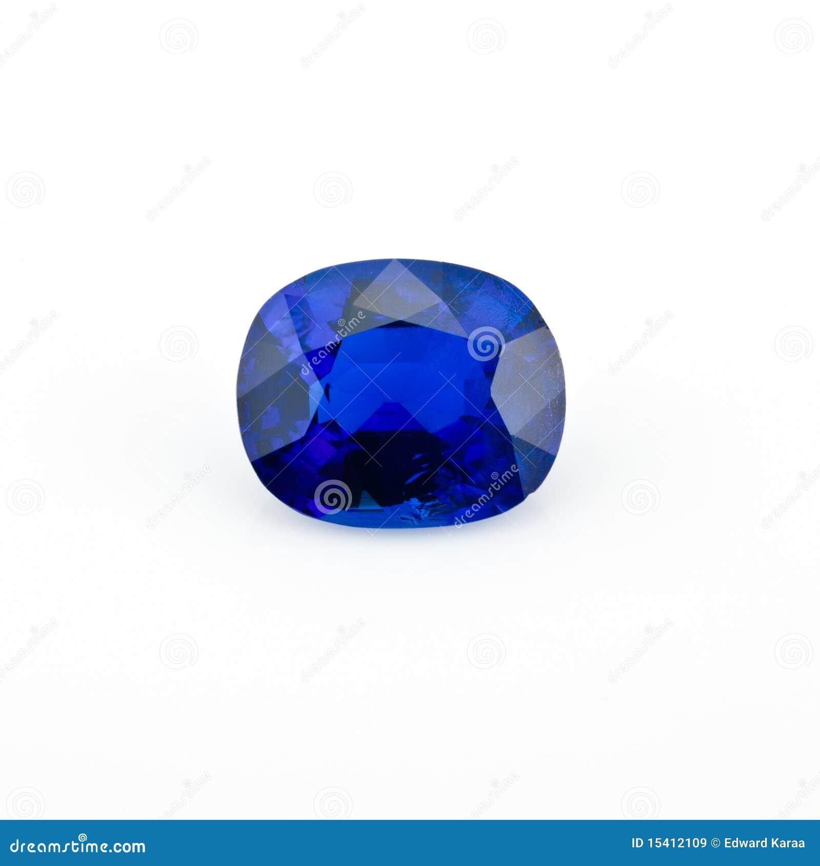 Błękitny szafir