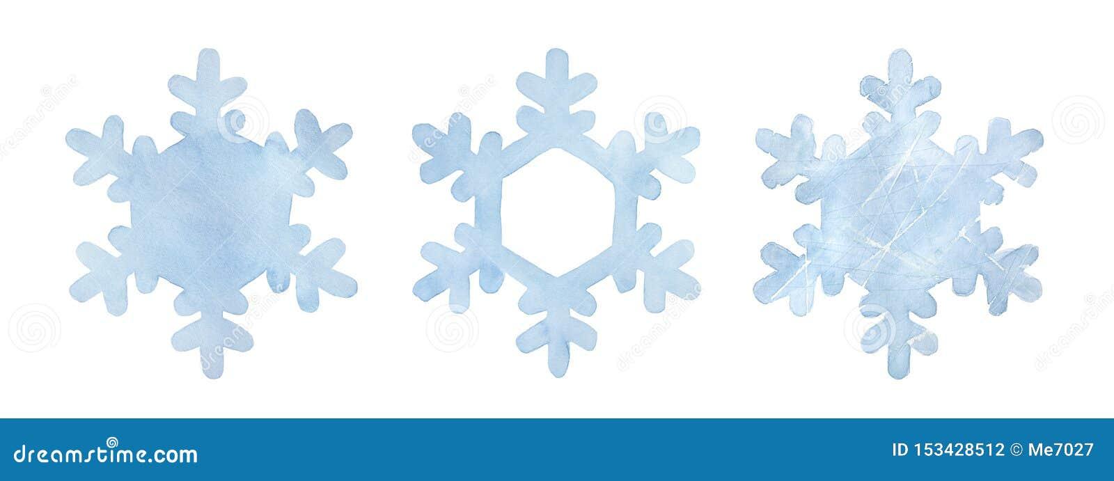 Bława płatek śniegu kolekcja Trzy różnicy jeden kształt