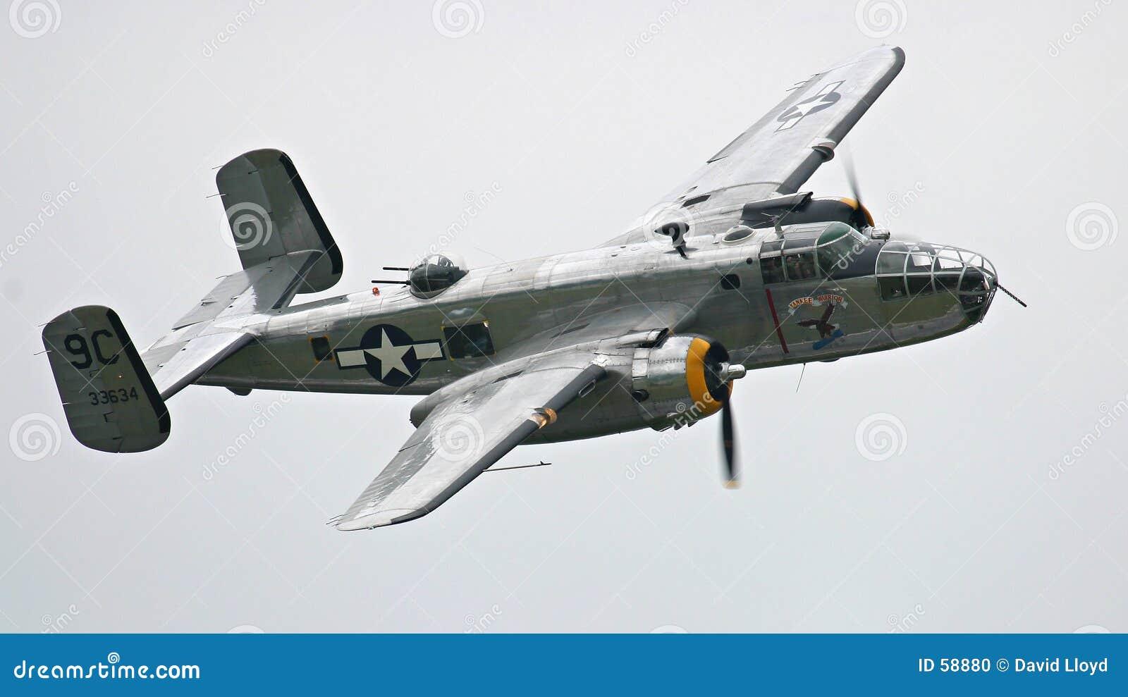 B-25 bommenwerper