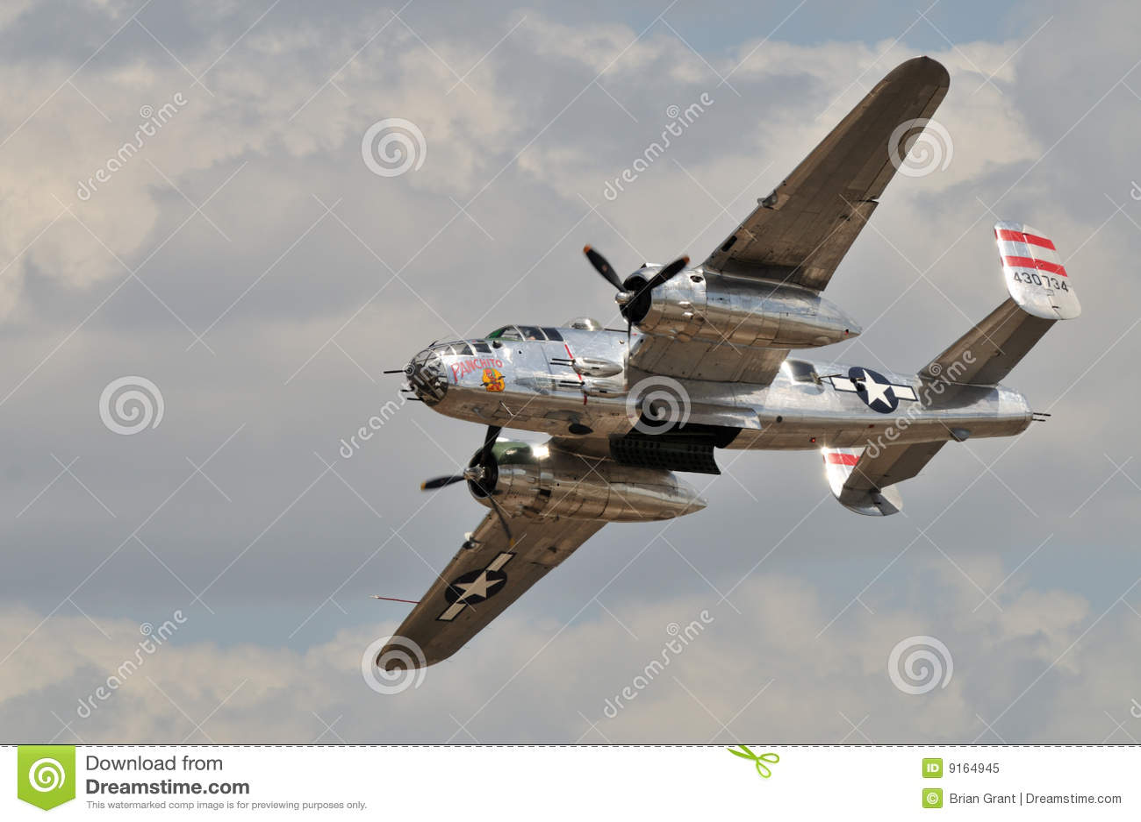 B-25 Mitchell Panchito