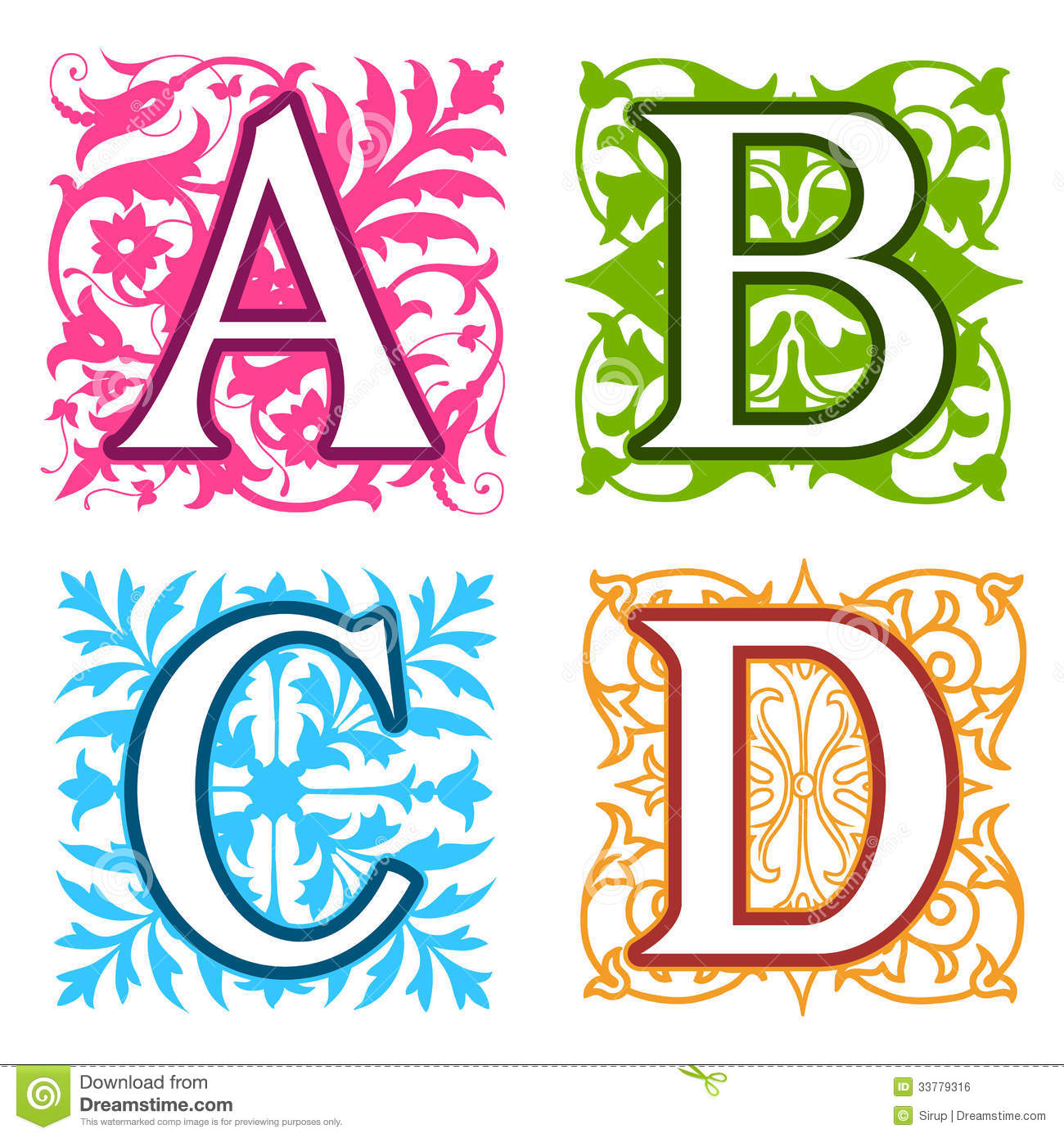 Single Alphabet Letters Designs S Cool Letter Designs Alphabet