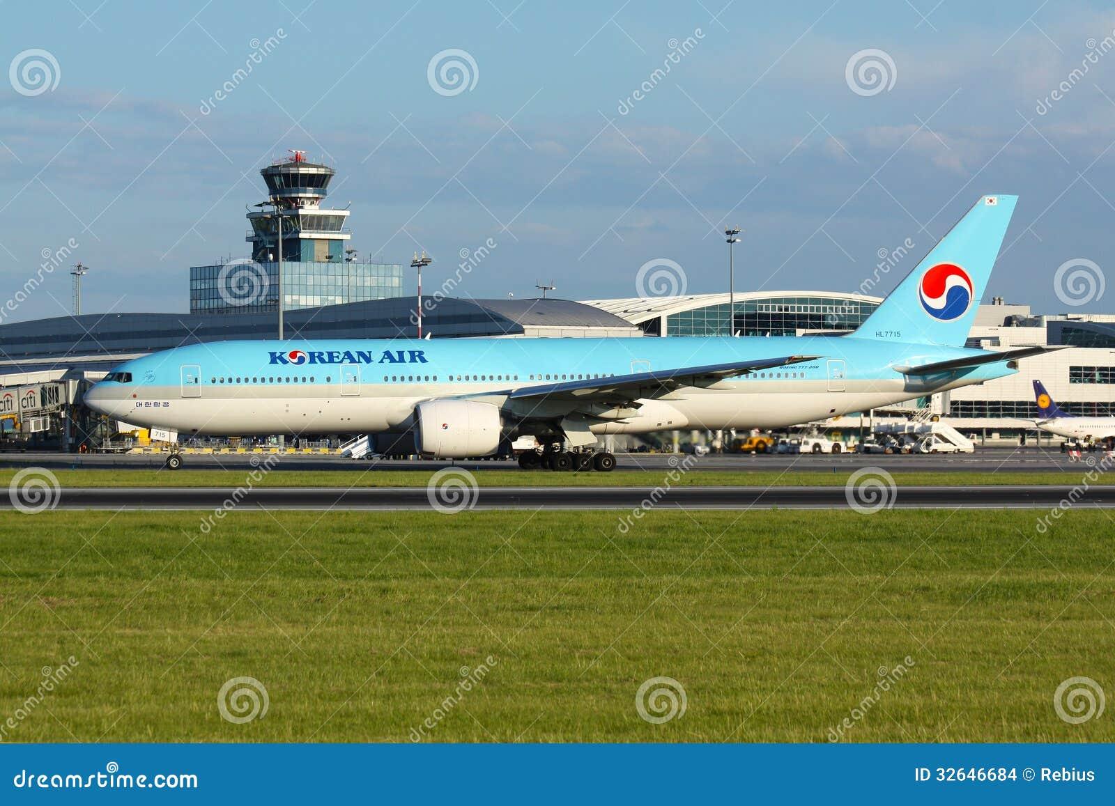 B777 Korean Air
