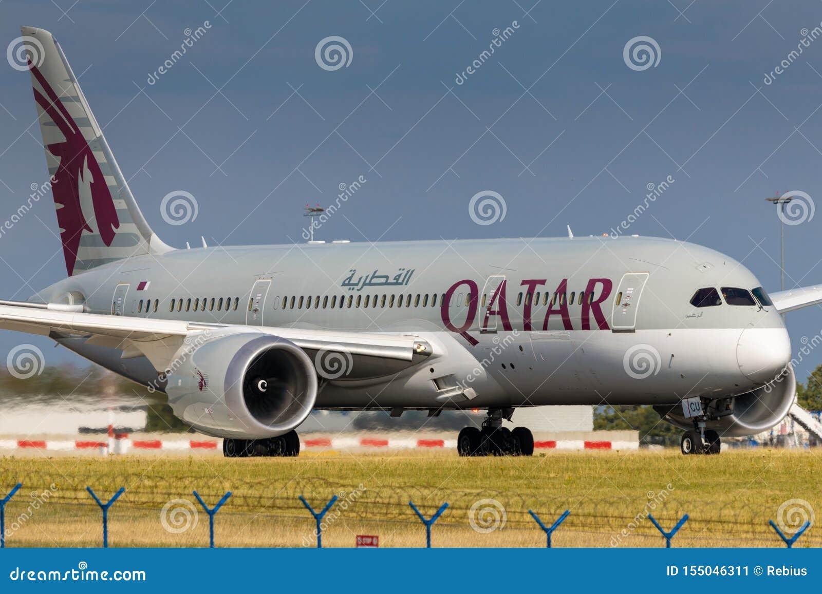 B787 Qatar