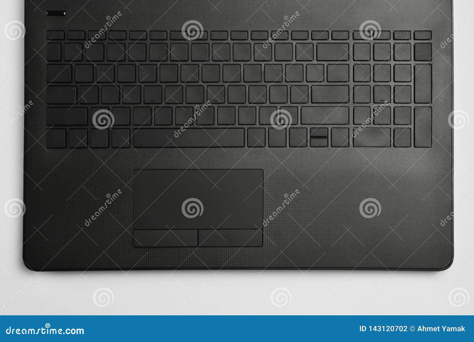 B?rbar datortangentbord och touchpad