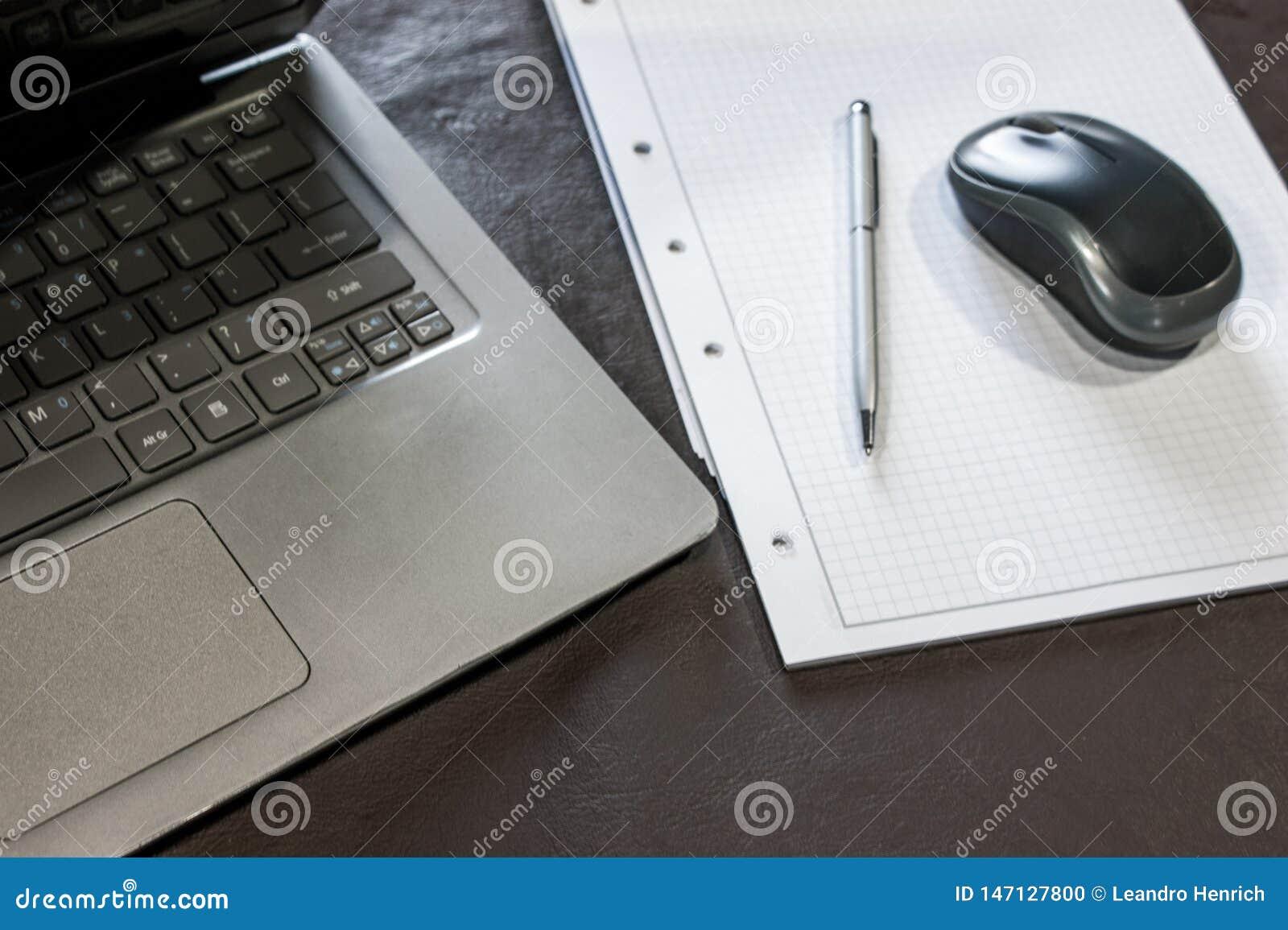 B?rbara datorn, musen och anteckningsboken