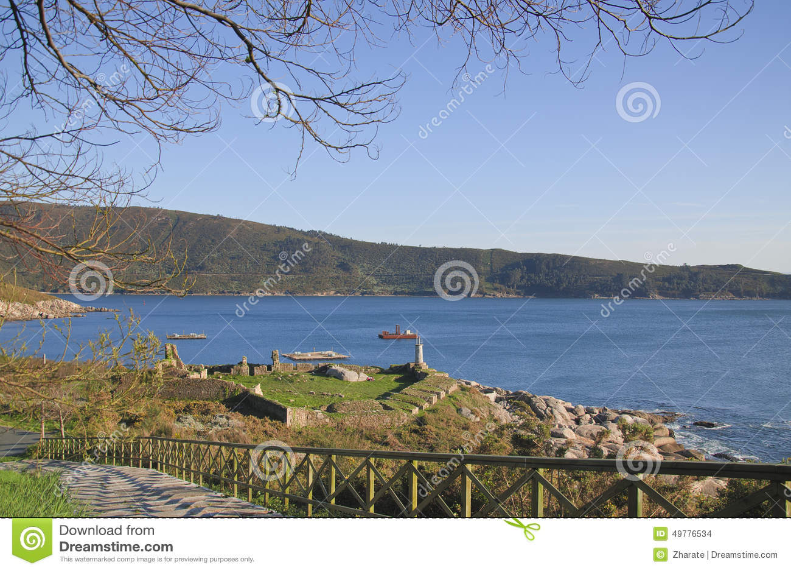 Baía de Ferrol