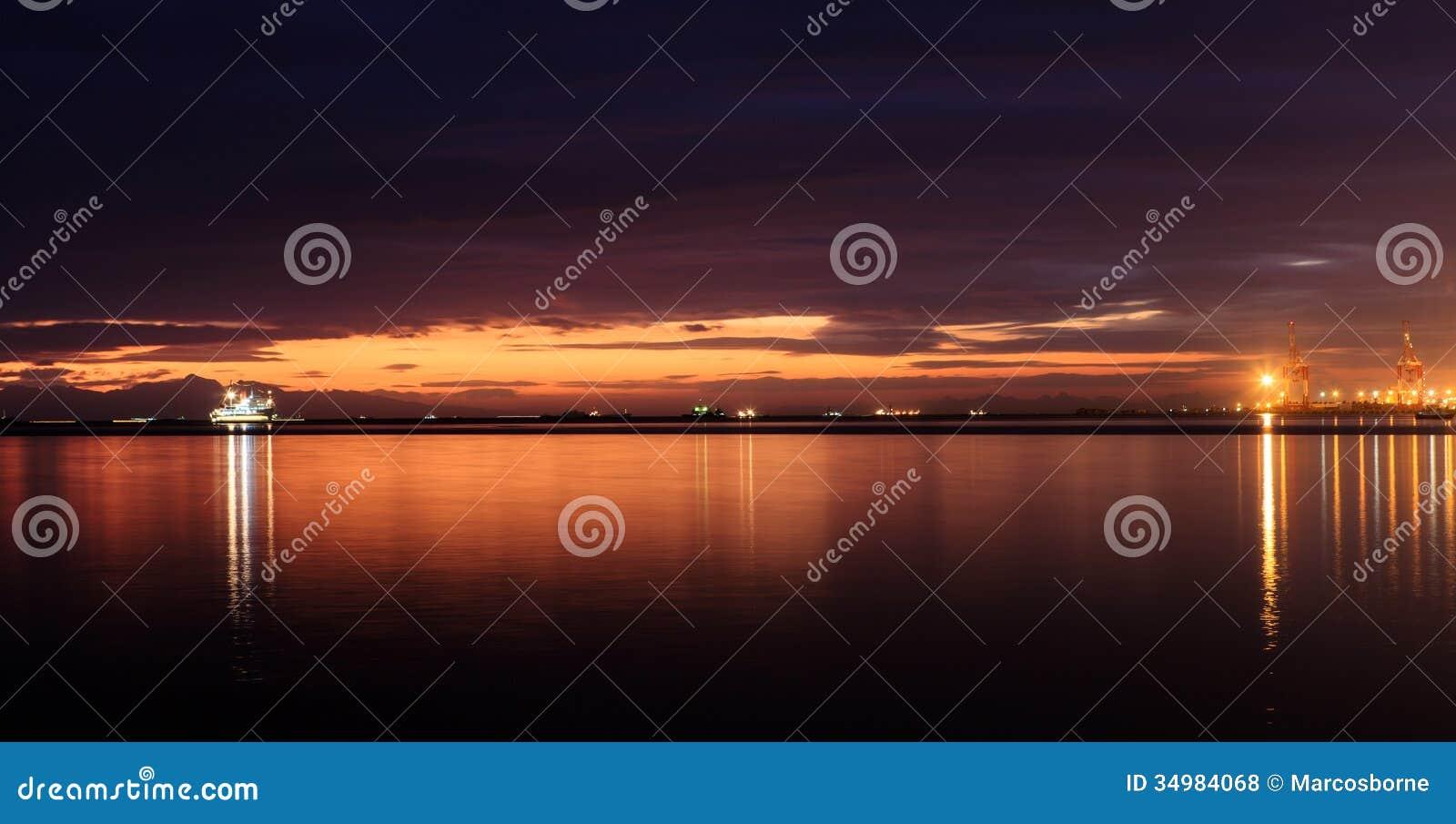 Baía de Manila