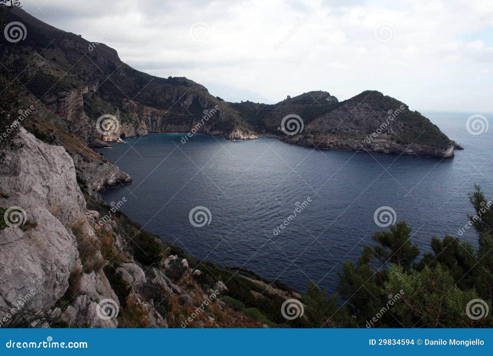 Baía de Ieranto