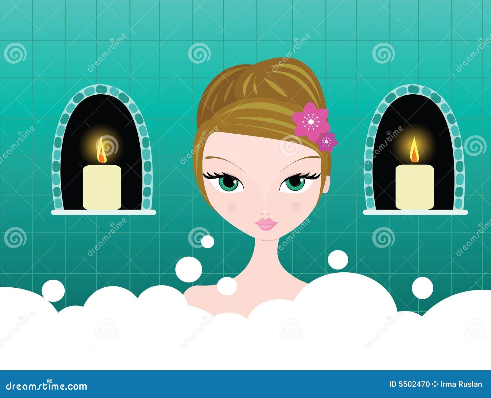 Baño de burbuja
