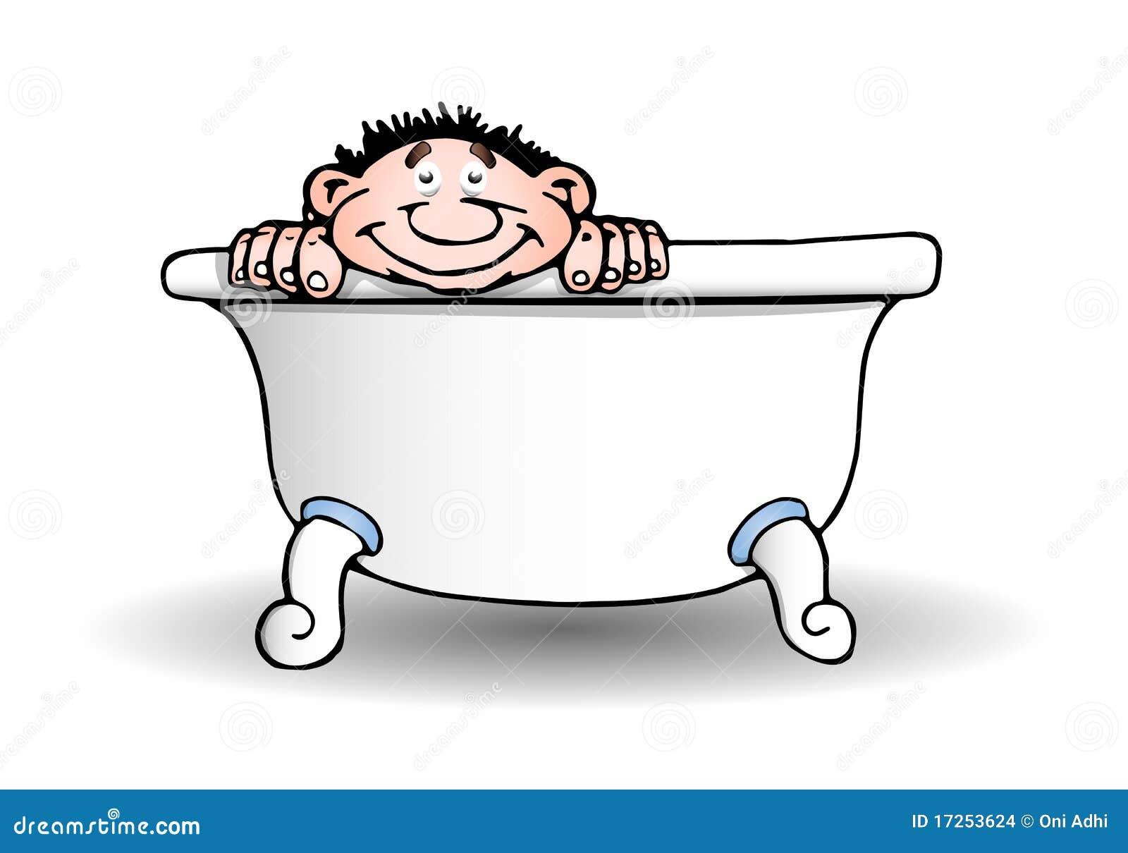 Tinas De Baño Viejas:Imagenes de archivo: Baño en una tina de agua