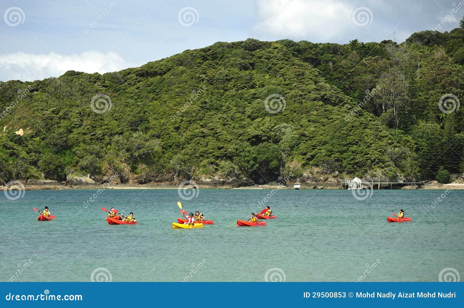 Baai van Eilanden, Nieuw Zeeland