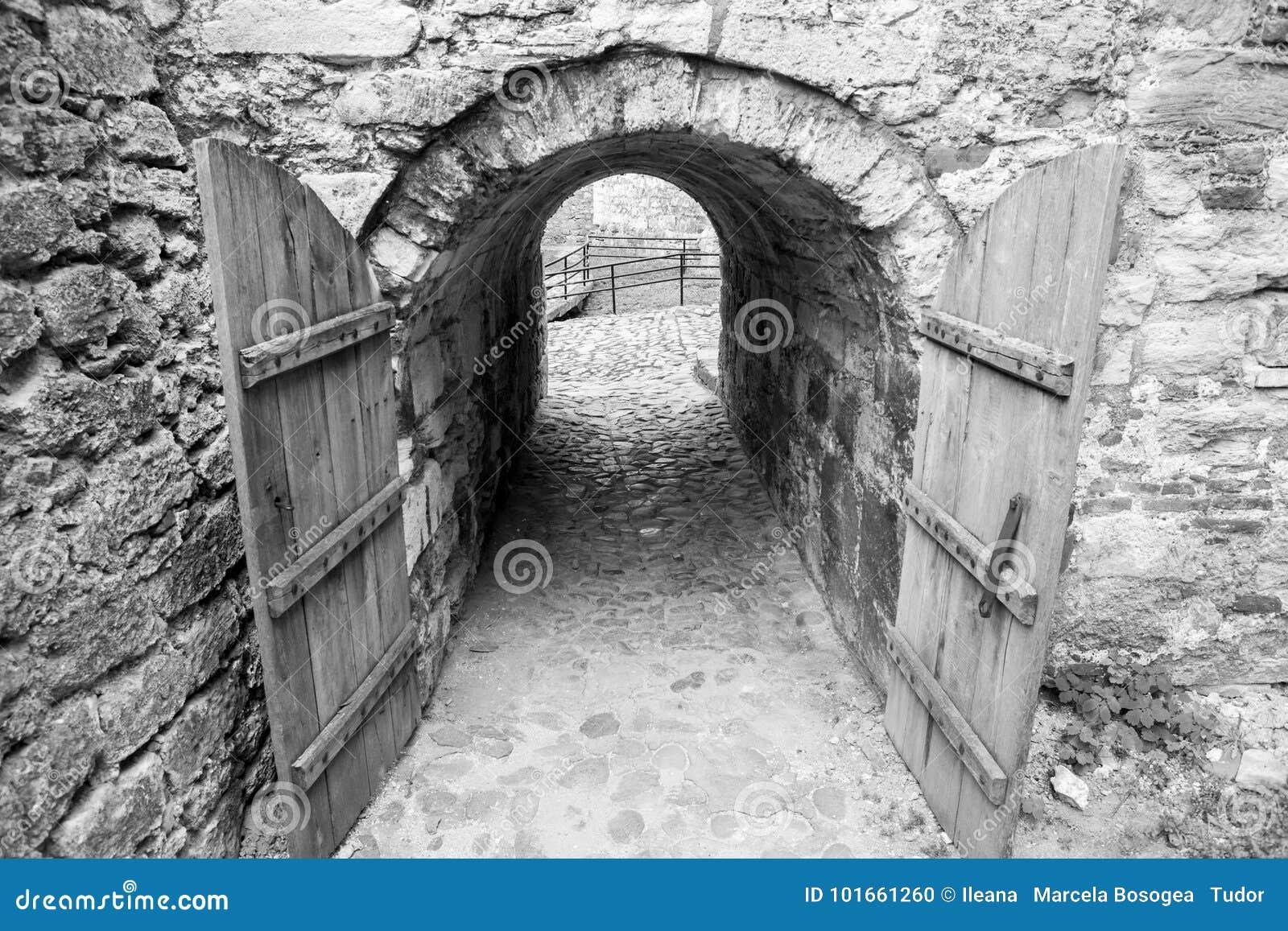 Baba Vida, eine mittelalterliche Festung in Vidin, in nordwestlichem Bulgarien