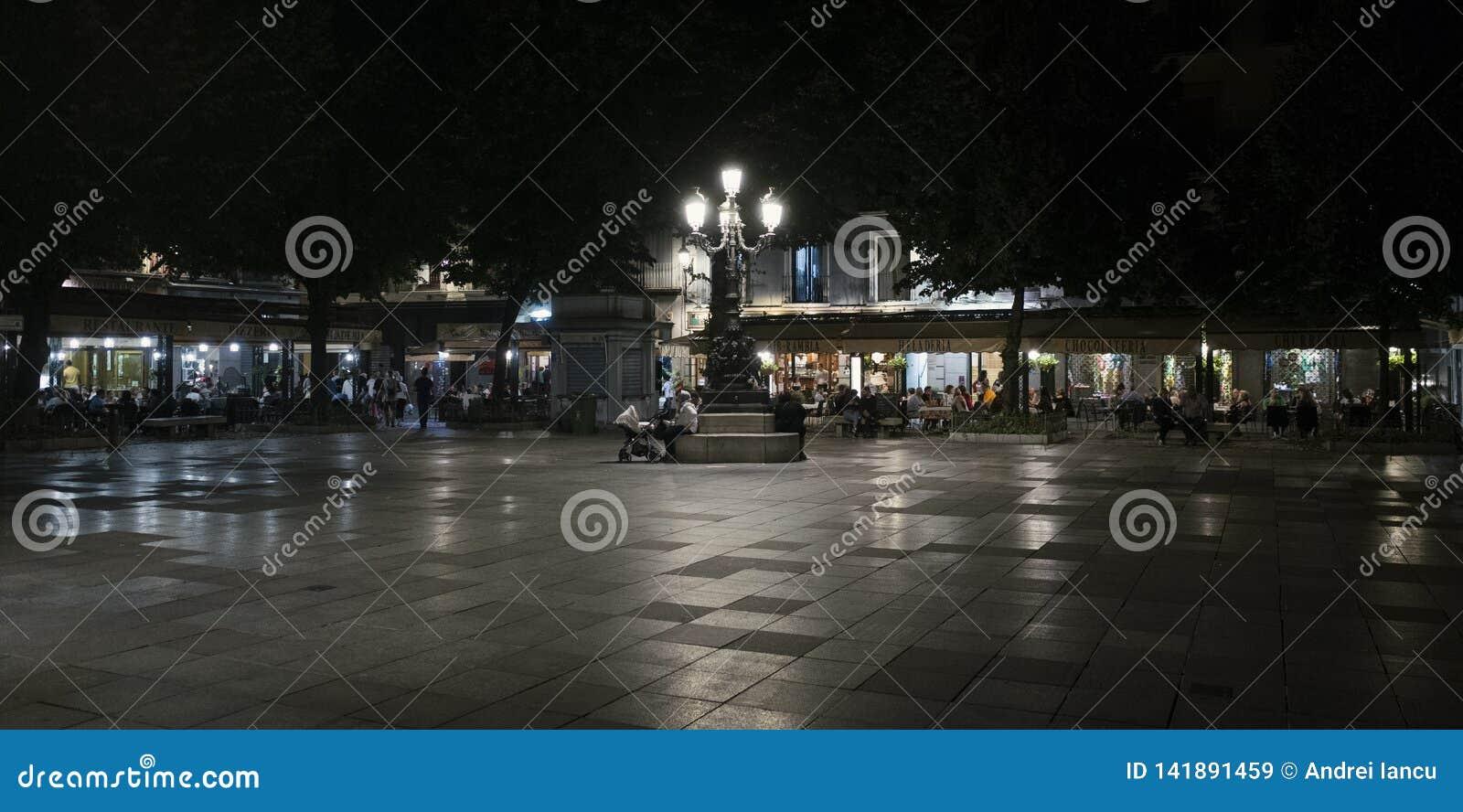 Babador Rambla da plaza, Granada